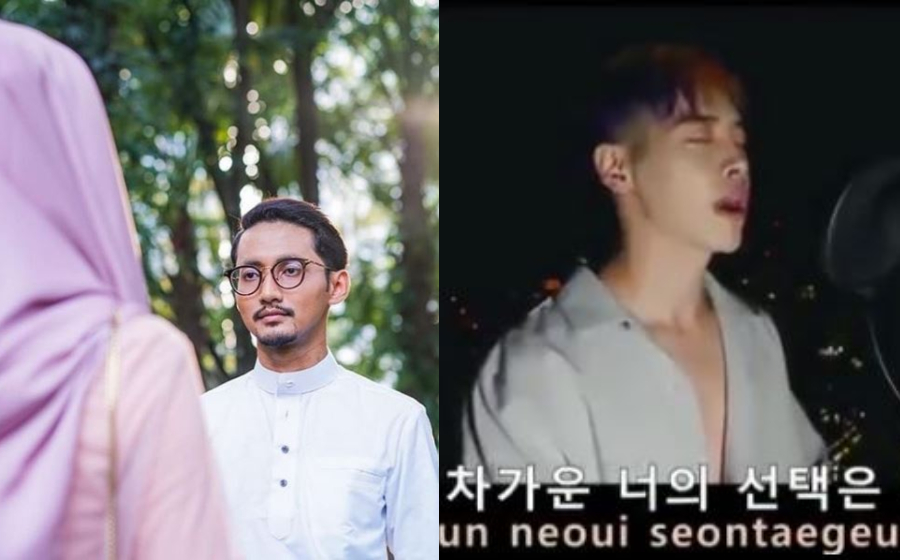 'Di Matamu' Versi Korea; Ada Kata 'Daebak' Ada Yang Geli! Eh Dah Kenapa Pula?