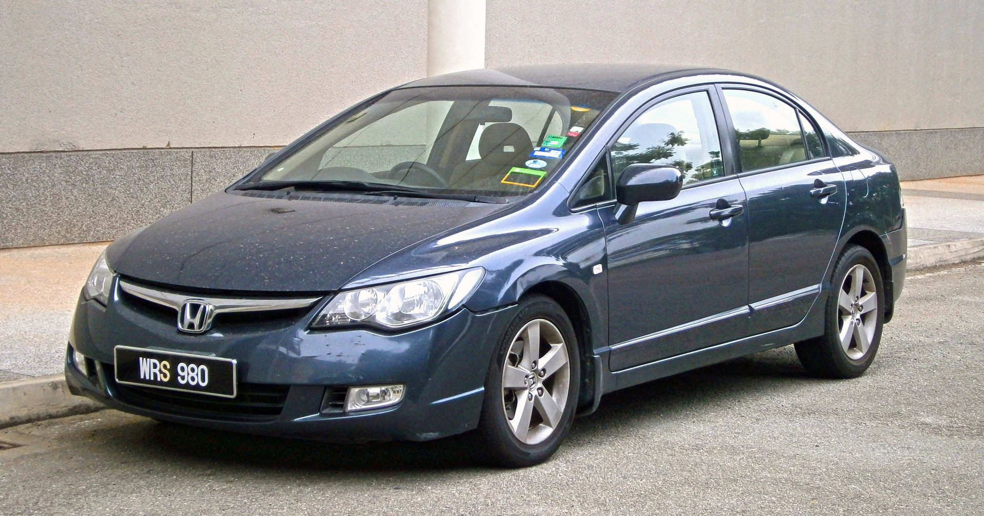 You might not have 99 problems but if you own a Proton Wira
