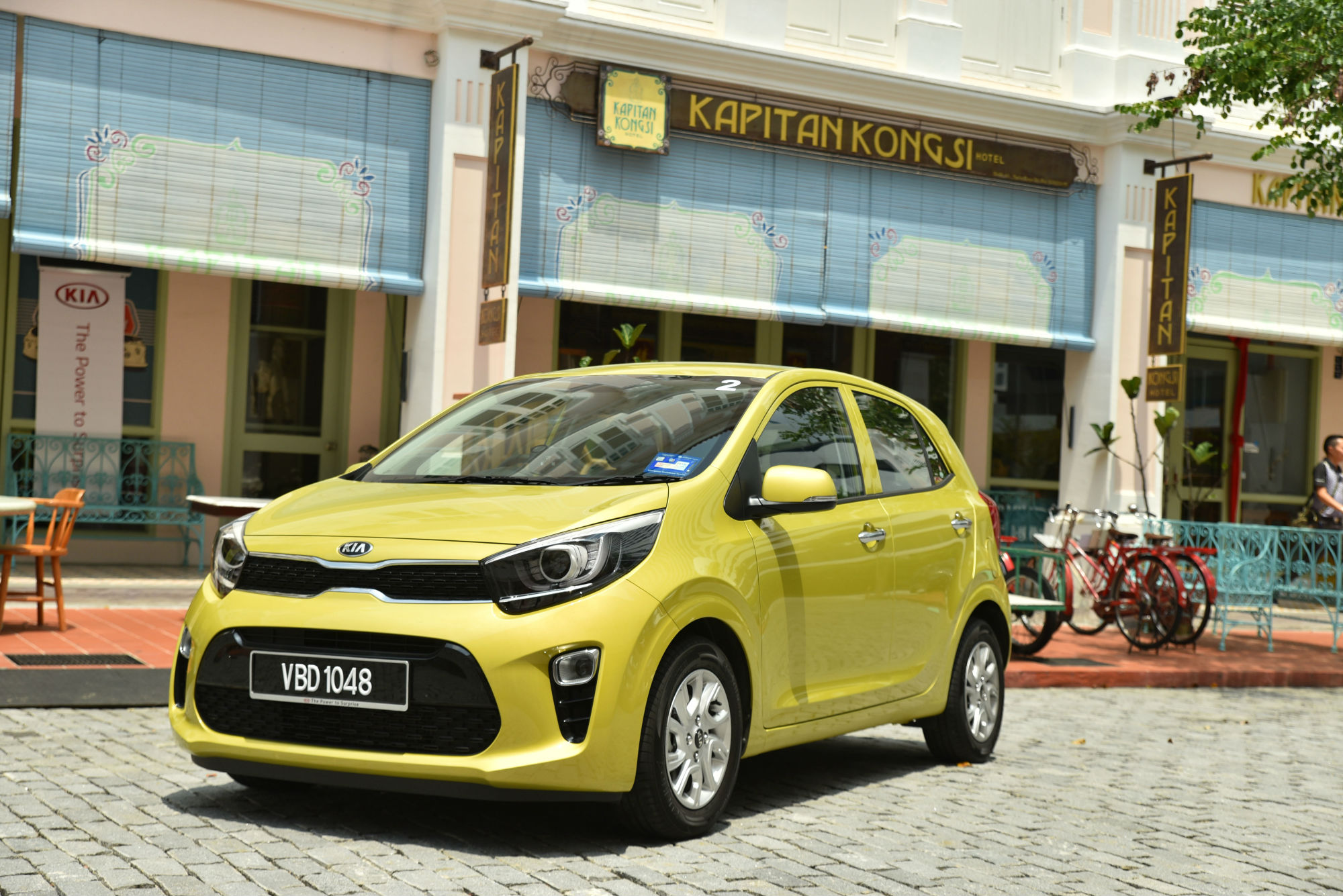 Kia Picanto Preview This Tiny Is Quite Mighty Features Behind