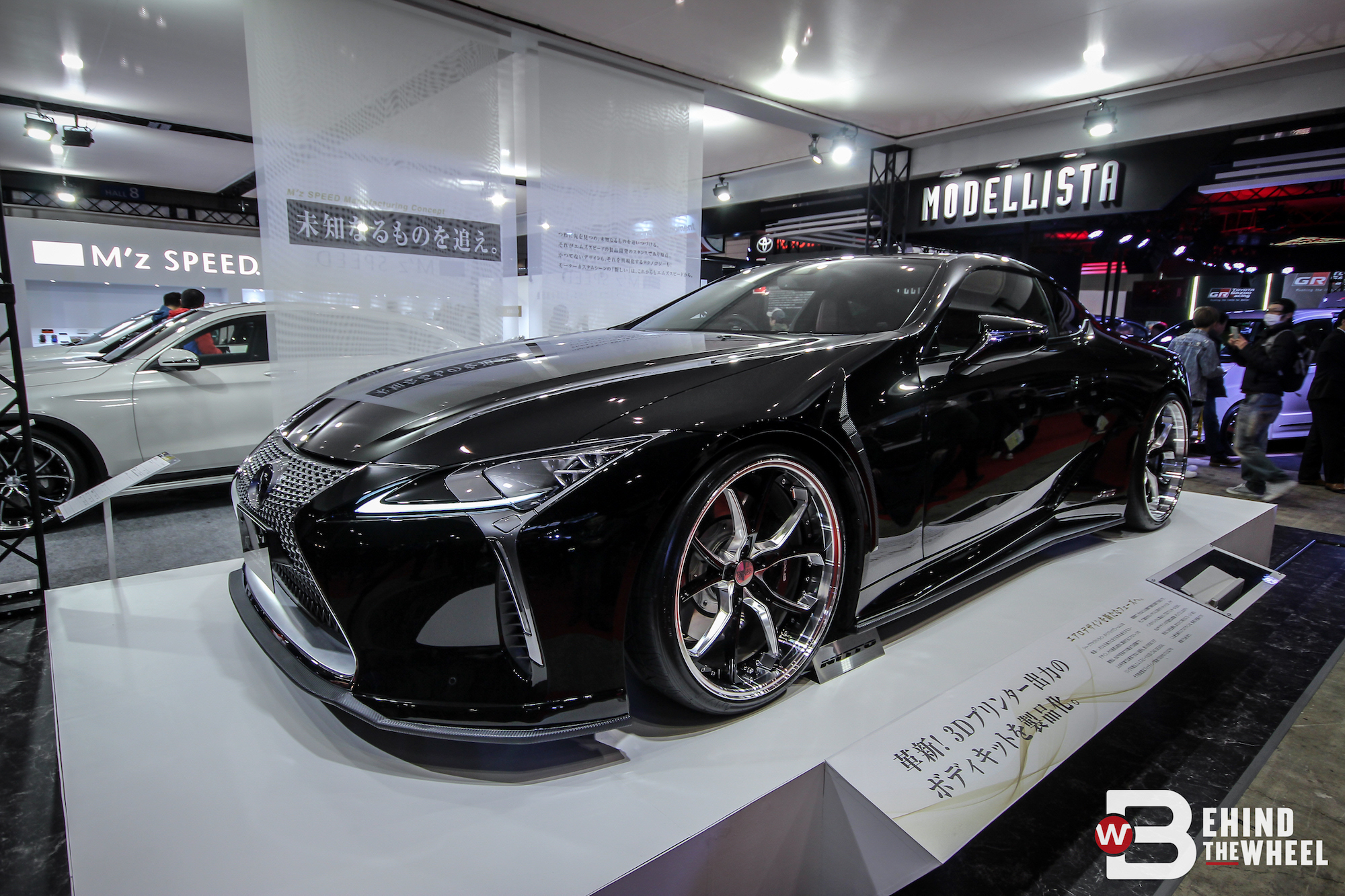 Tokyo Auto Salon A Gallery Of Aftermarket Possibility - Tokyo car show 2018