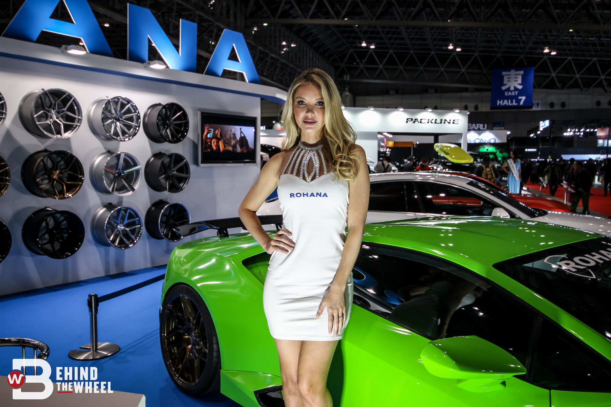Tokyo Auto Salon Part The Cars Of Europe Features - Tokyo car show 2018
