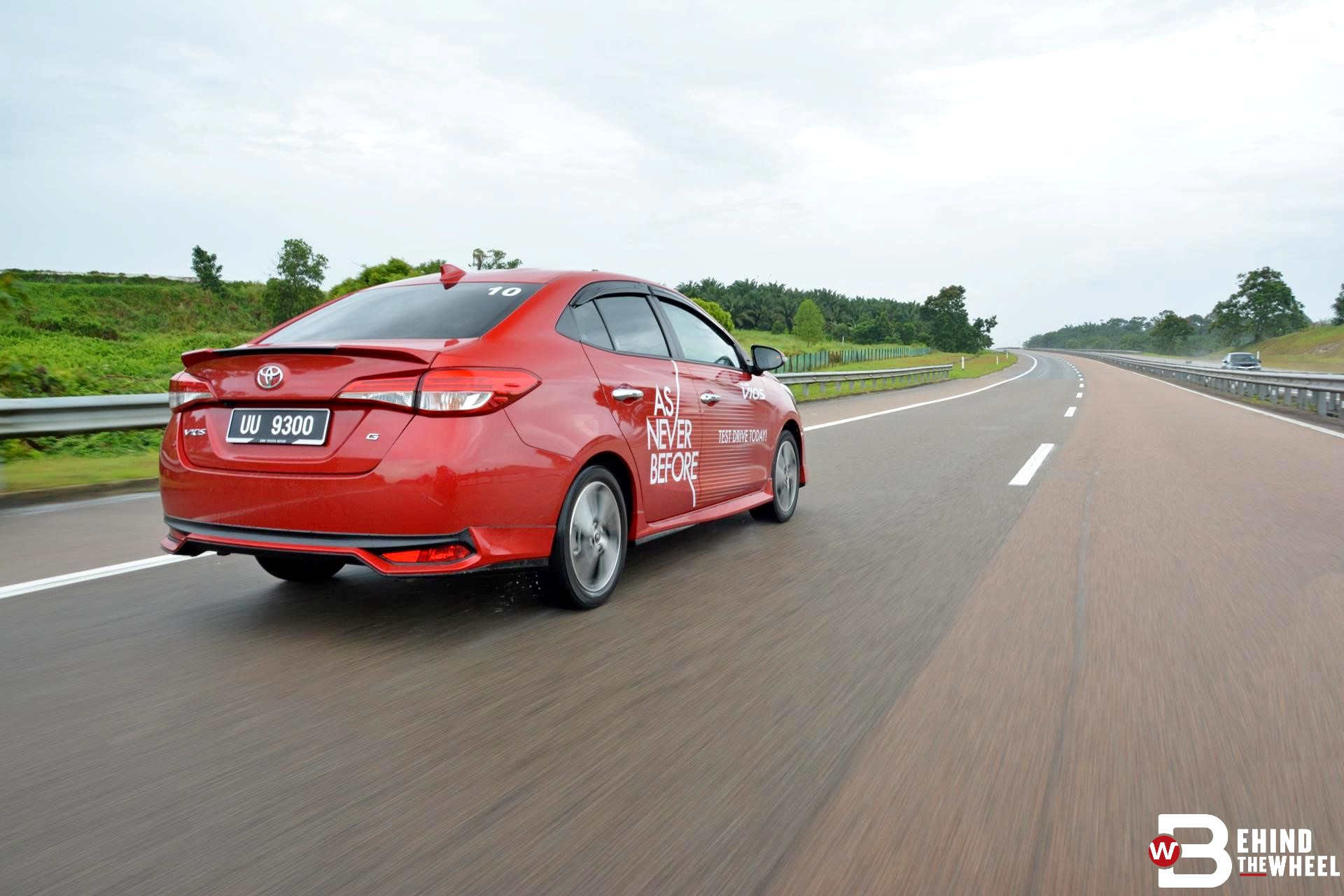 toyota vios 1 5g preview breaking boring