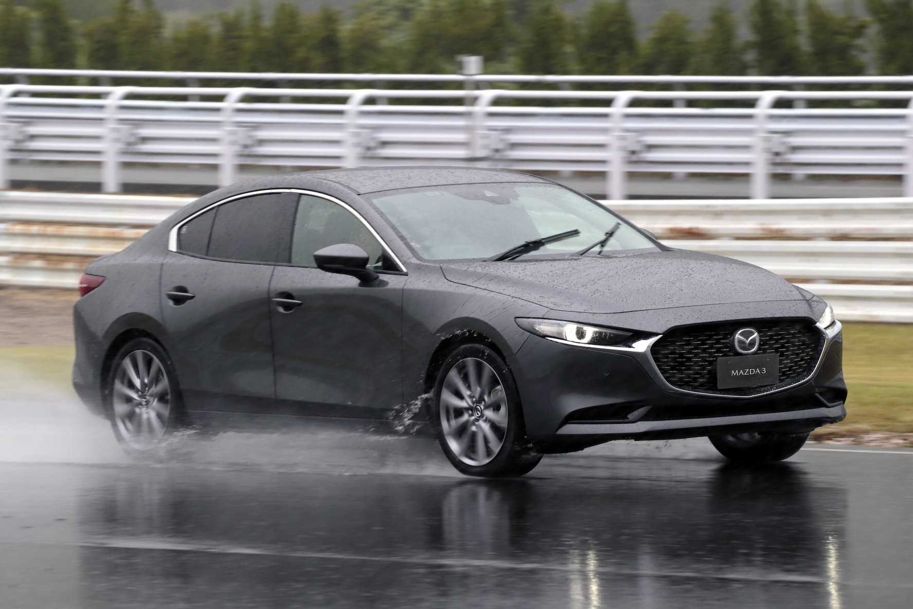 mazda3 preview it s time to set aside your torsion beam prejudice