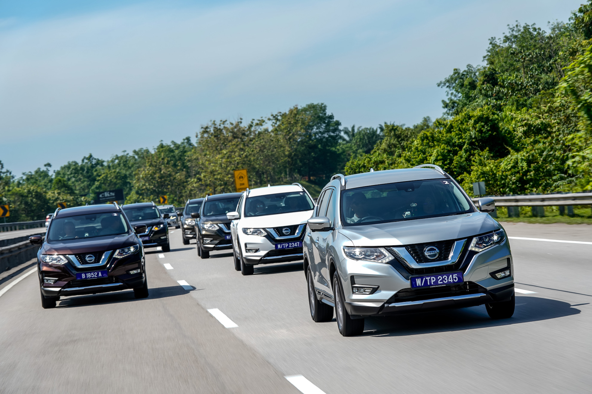 nissan x trail hybrid preview electrification gives this x trail new life