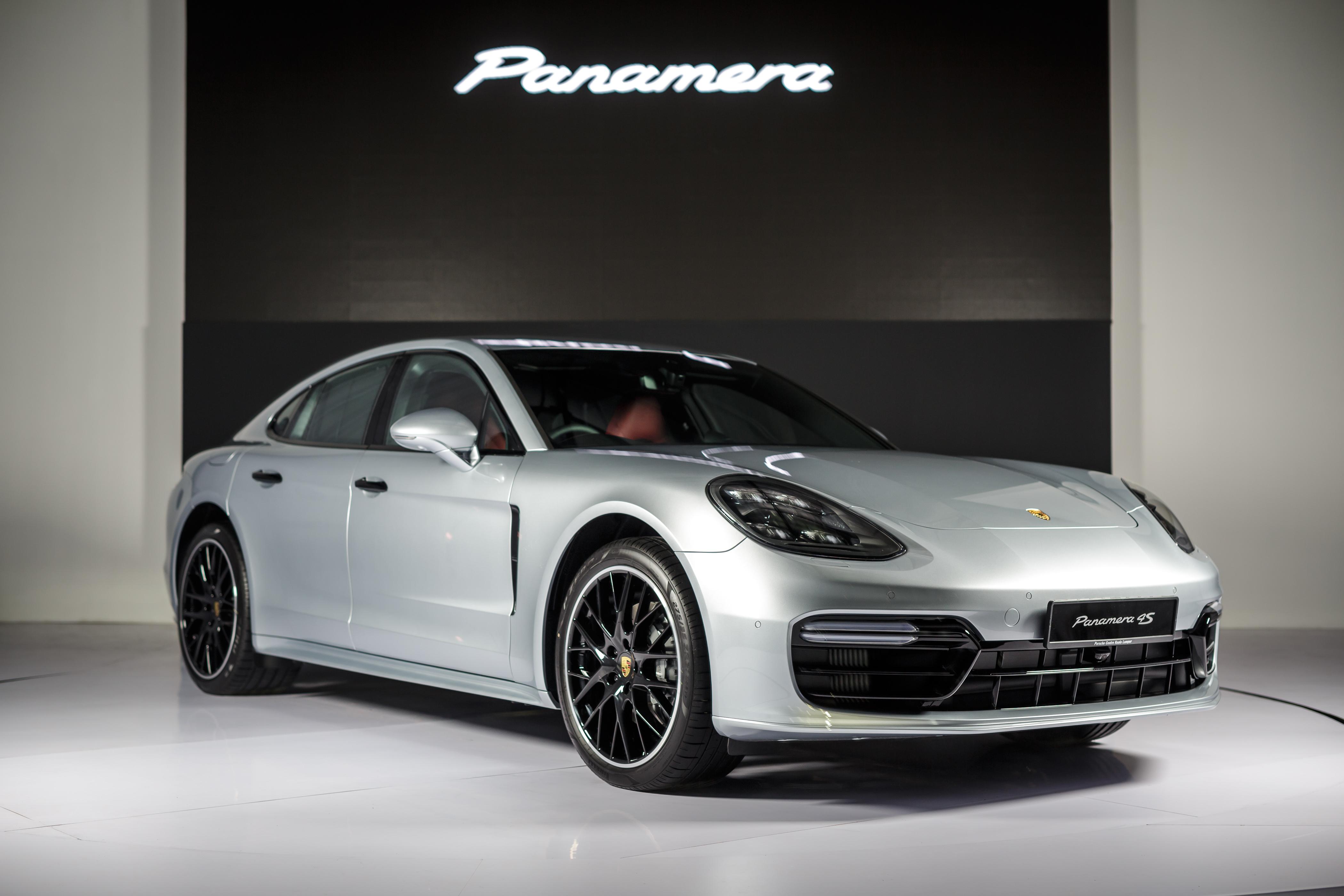 Always wanted a four-door 911? Ta-da! | News | Behind The Wheel