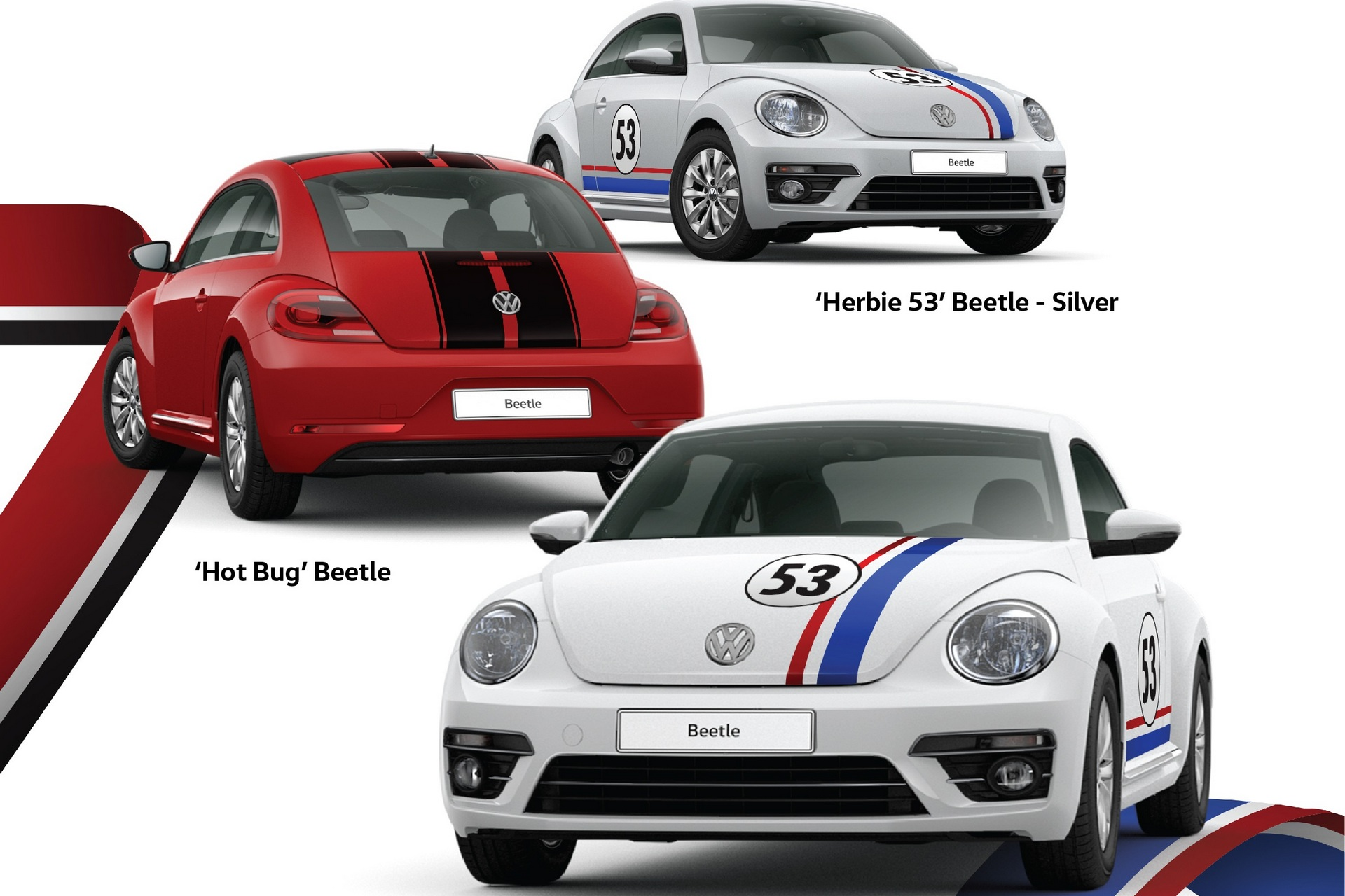 herbie and the hot bug sell like hot cakes