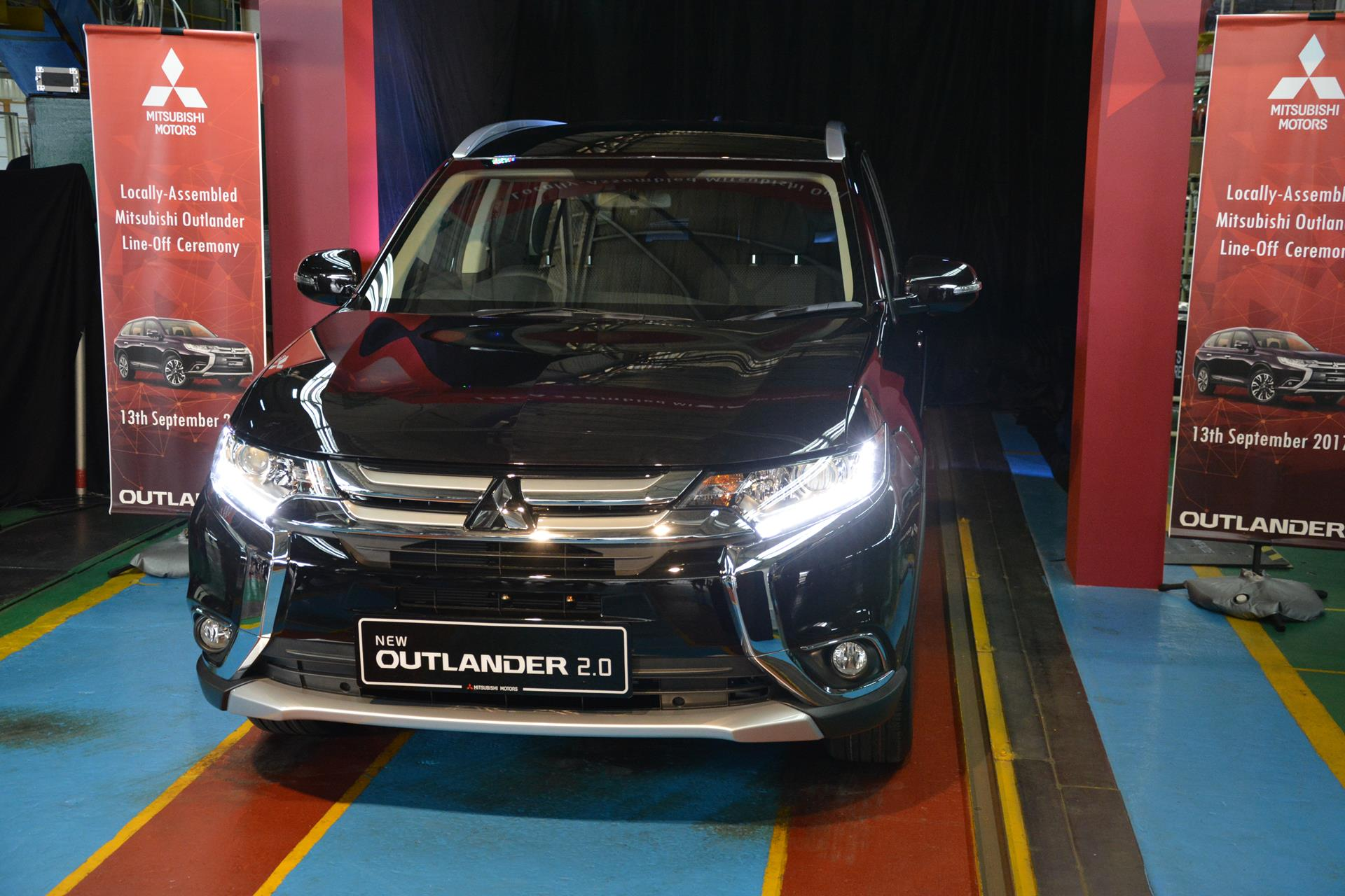 Mitsubishi does the outlandish with the Outlander | News