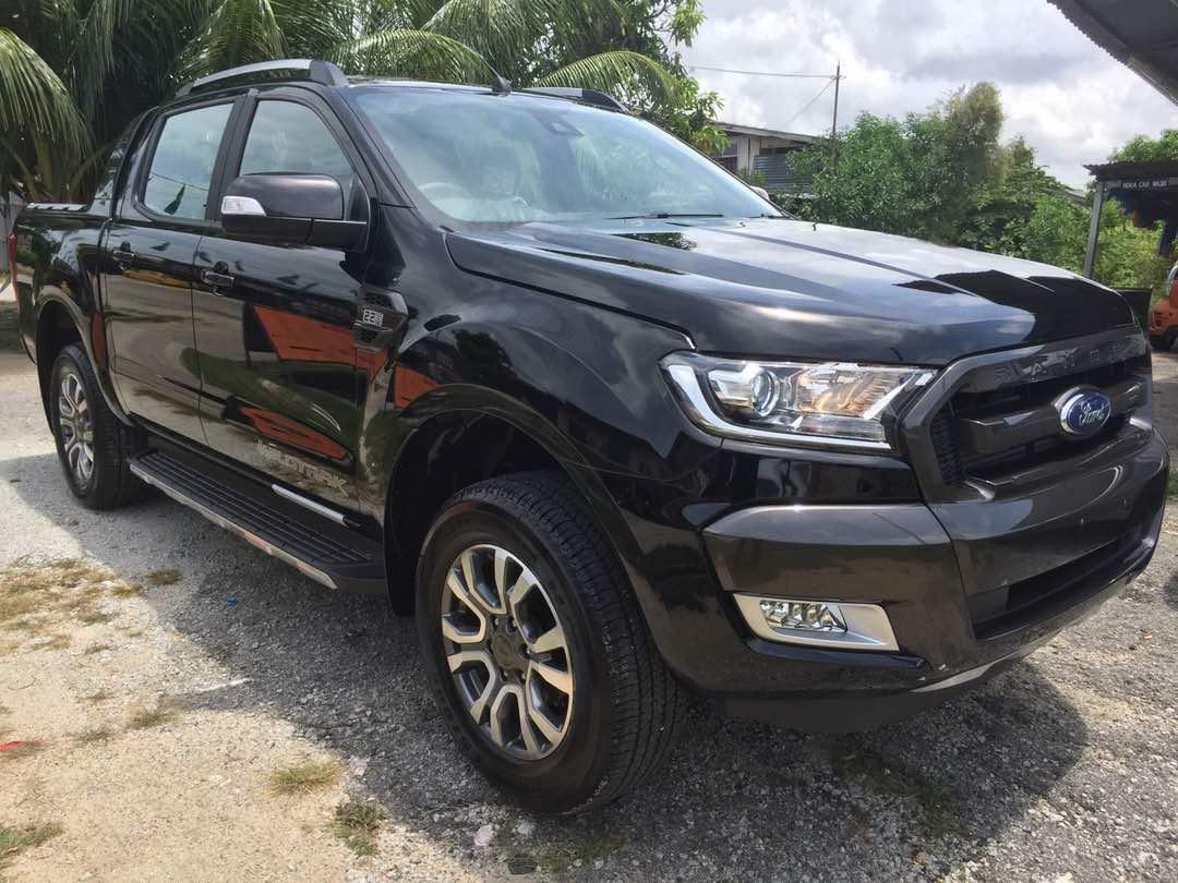 Malaysia Finally Gets The Ranger Wildtrak 2 2 News Behind The Wheel
