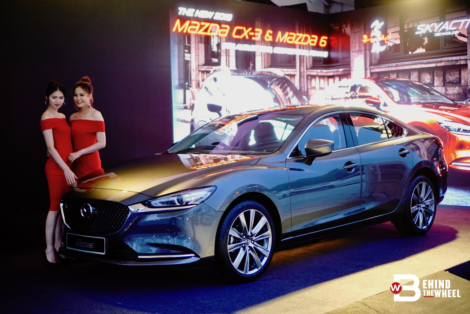 updated with price more features for the 2018 mazda6 with a new ish face and tail too