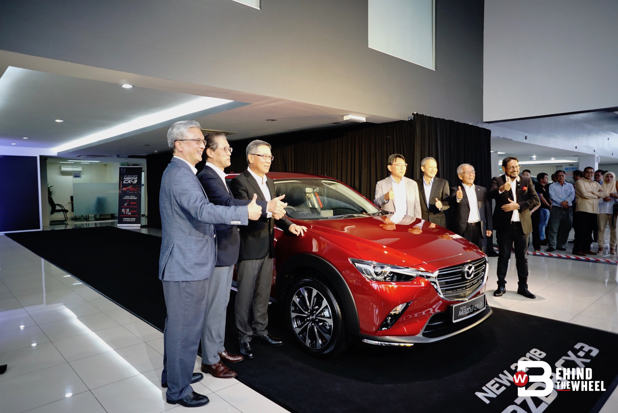 here comes the new mazda cx 3 for malaysia