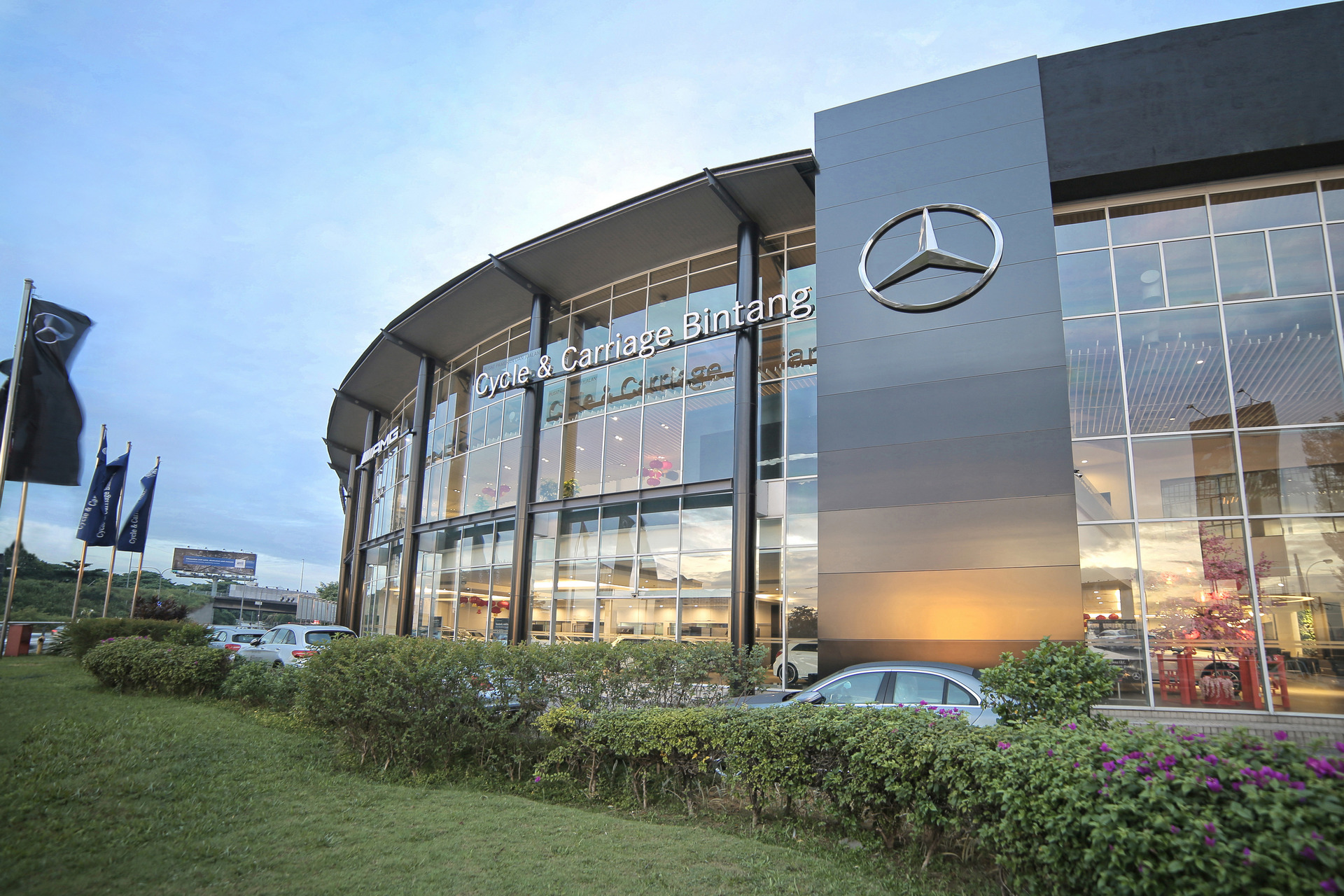 daimler ag is buying over ccb s stake in mercedes benz malaysia