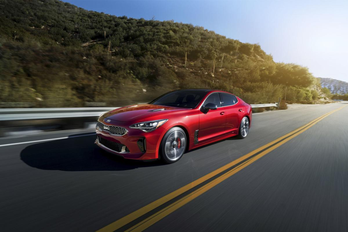 kia stinger is here to prick the competition