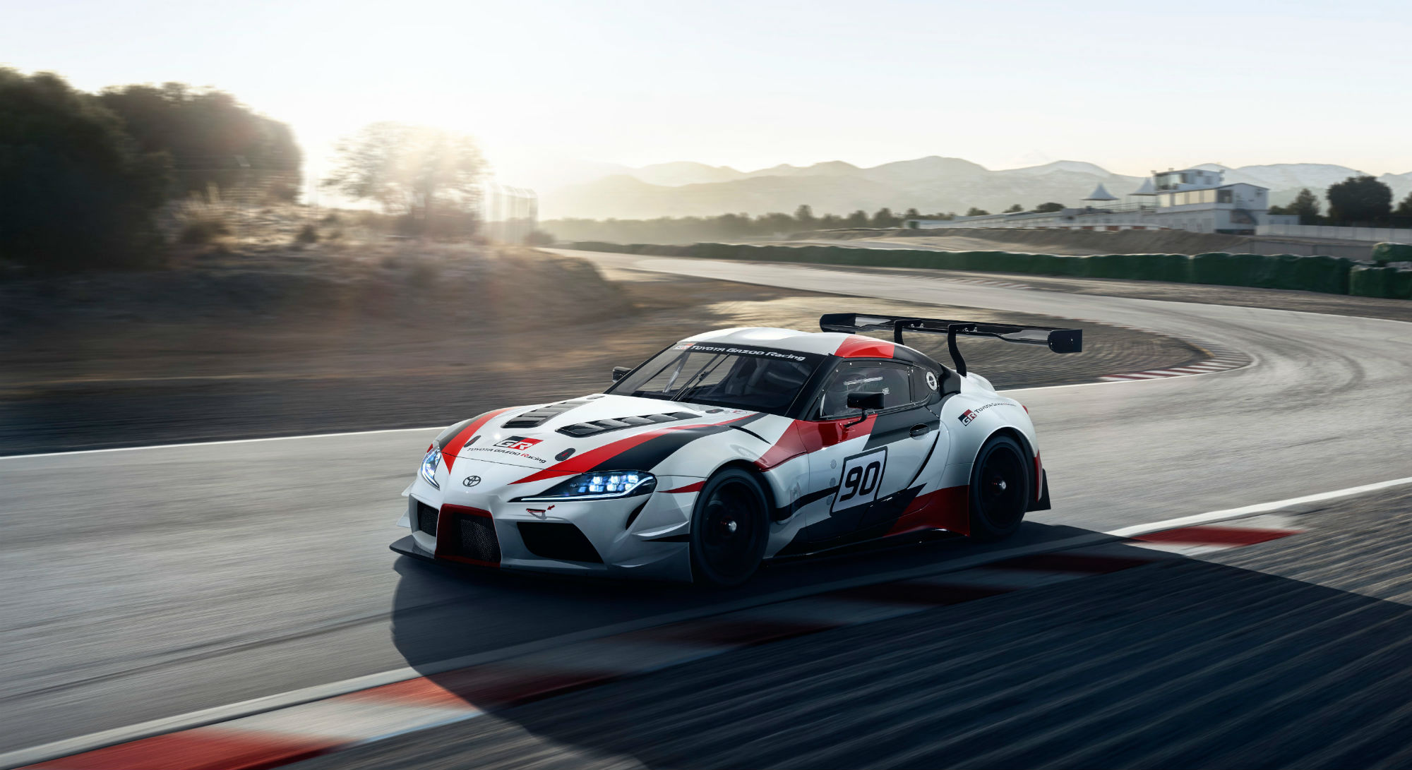 the toyota supra returns from a certain point of view
