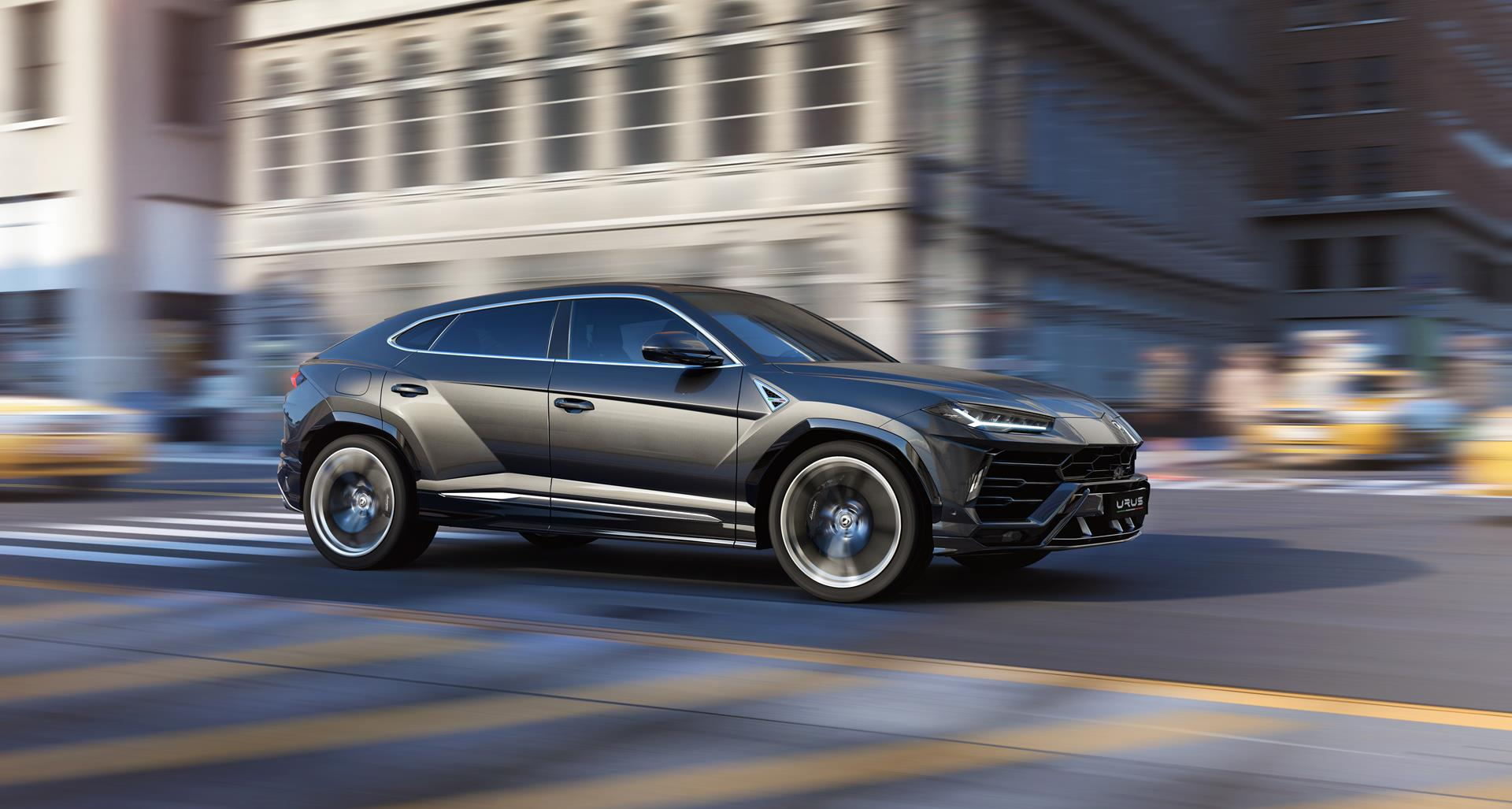 the world needed a super suv and praise lamborghini for handling it with the urus