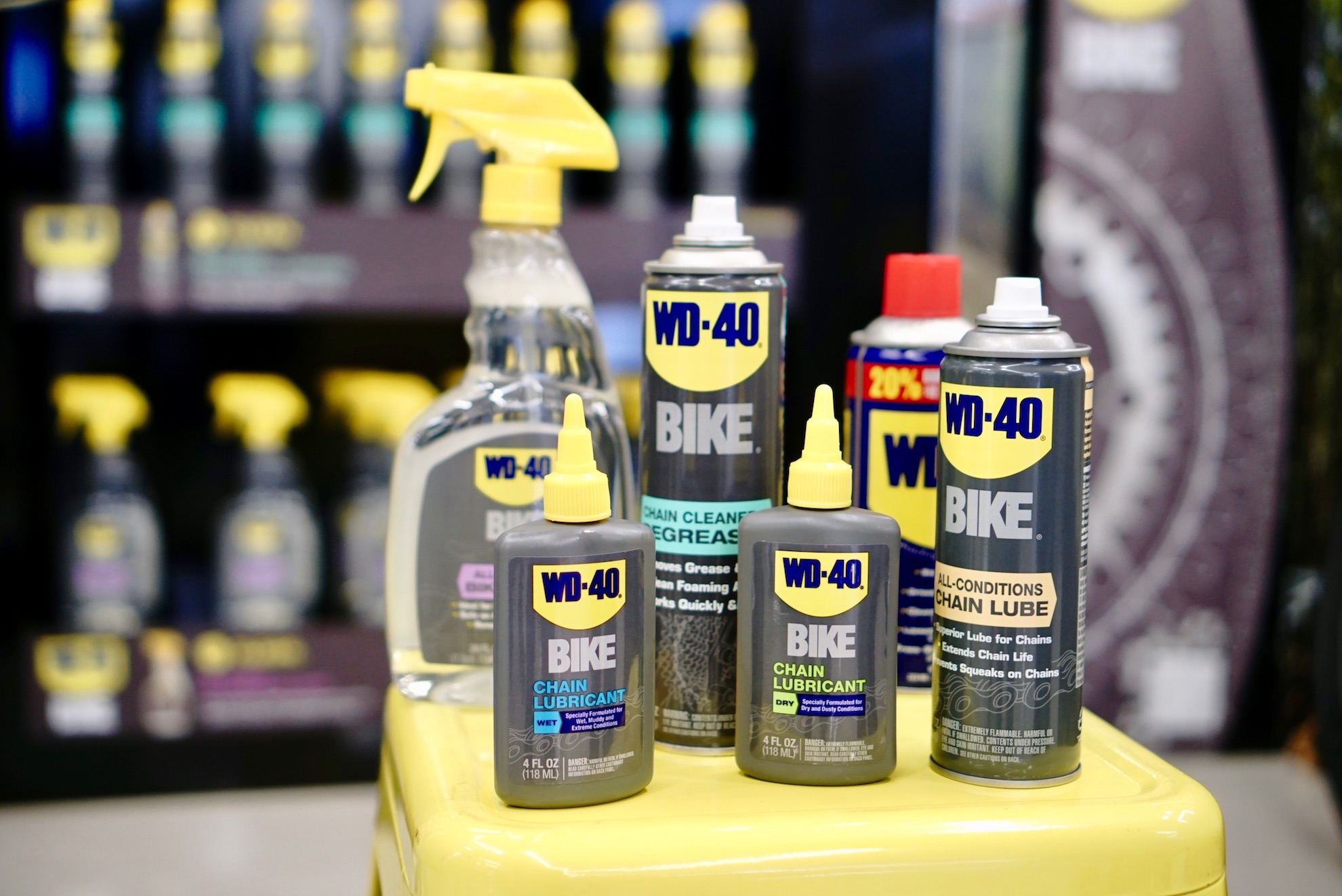 wd40 bike exists because we all want to cycle but not sweat on cleaning the bicycle
