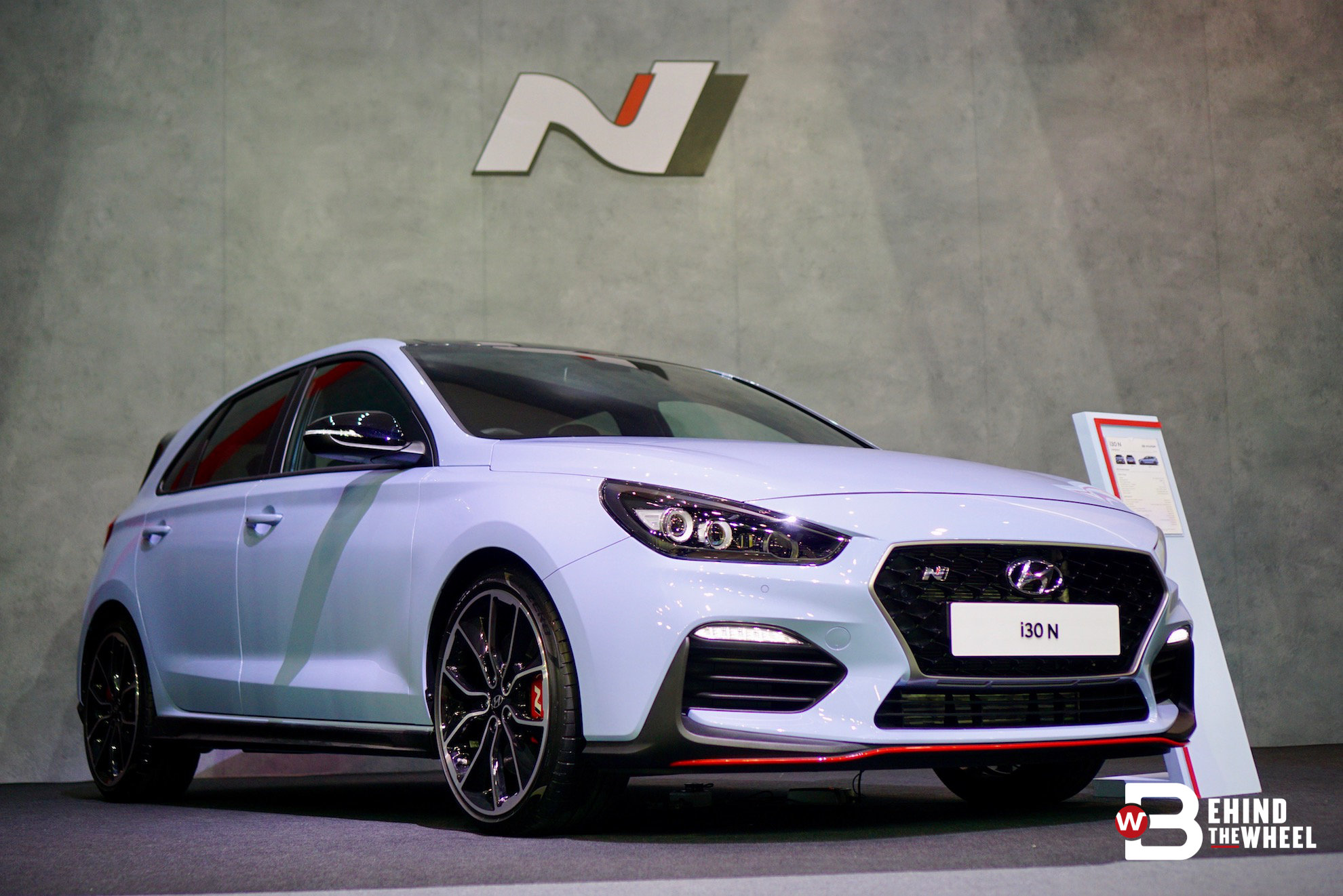 klims 2018 the hyundai i30 n shows how serious the koreans are in building hot hatches