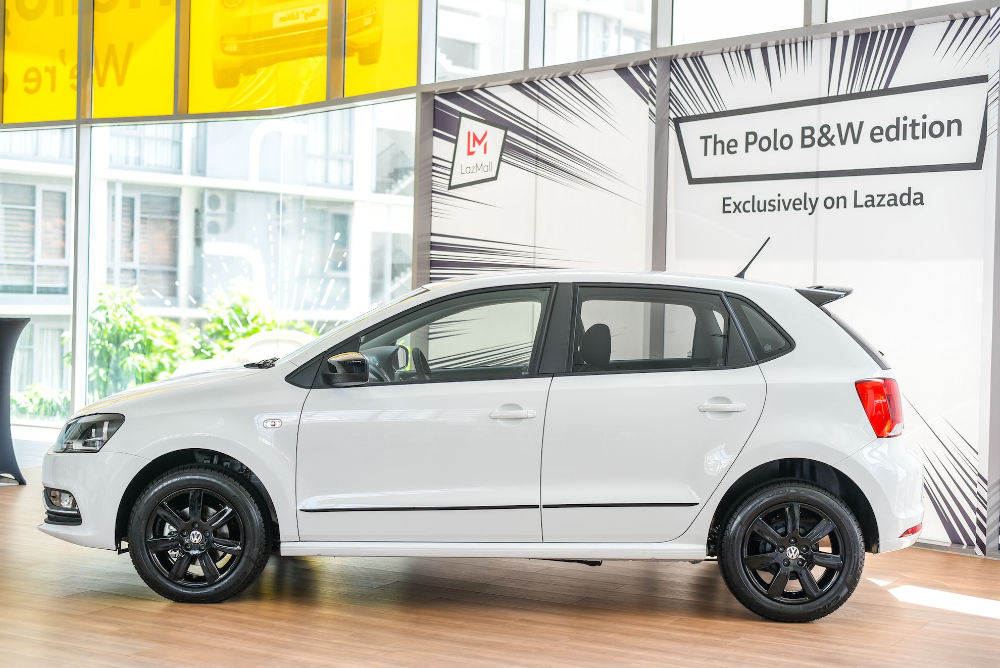 Volkswagen Malaysia Launched Limited Edition Polo Black White 11