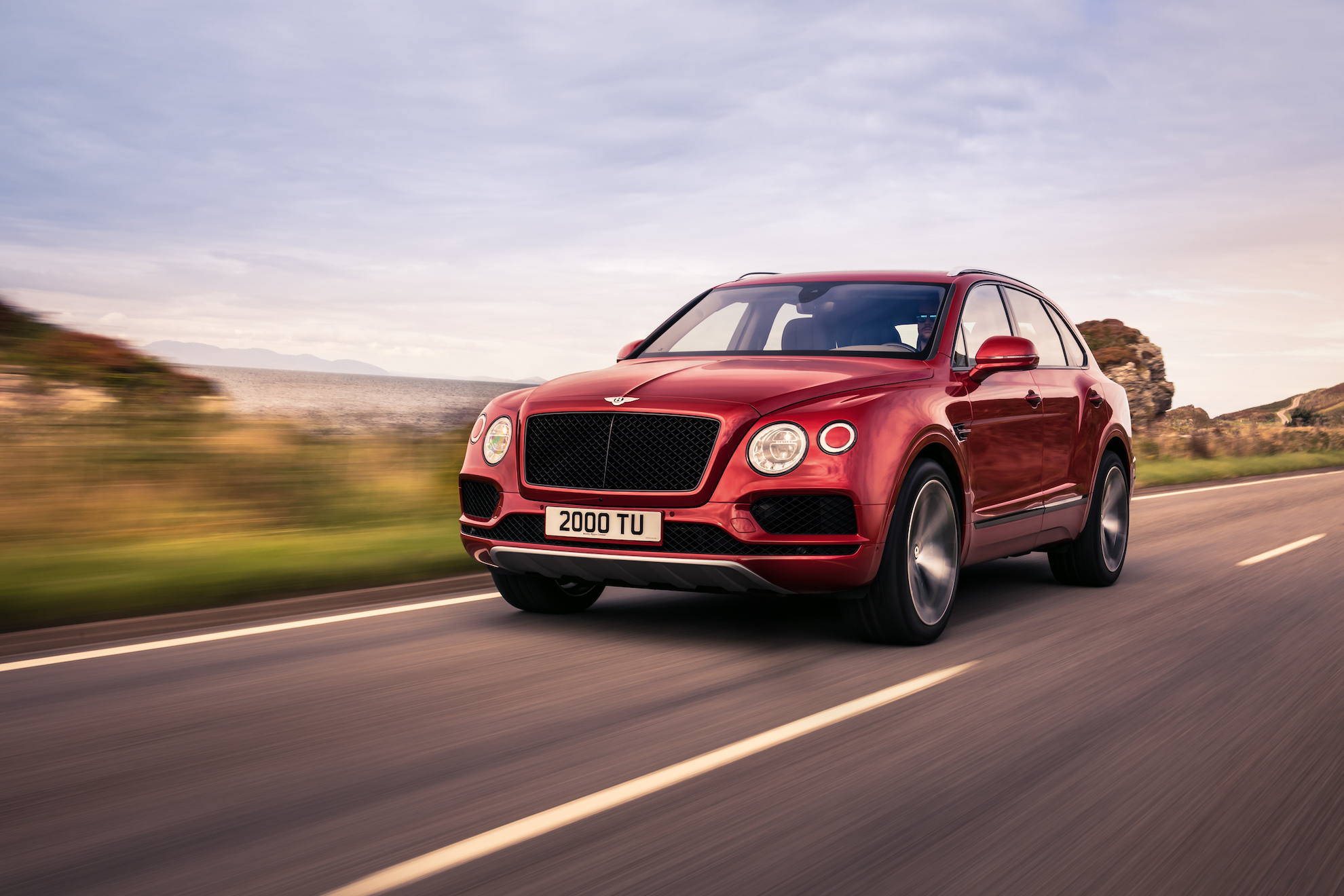 bentley bentayga now in malaysia with a new 8 cylinder heart