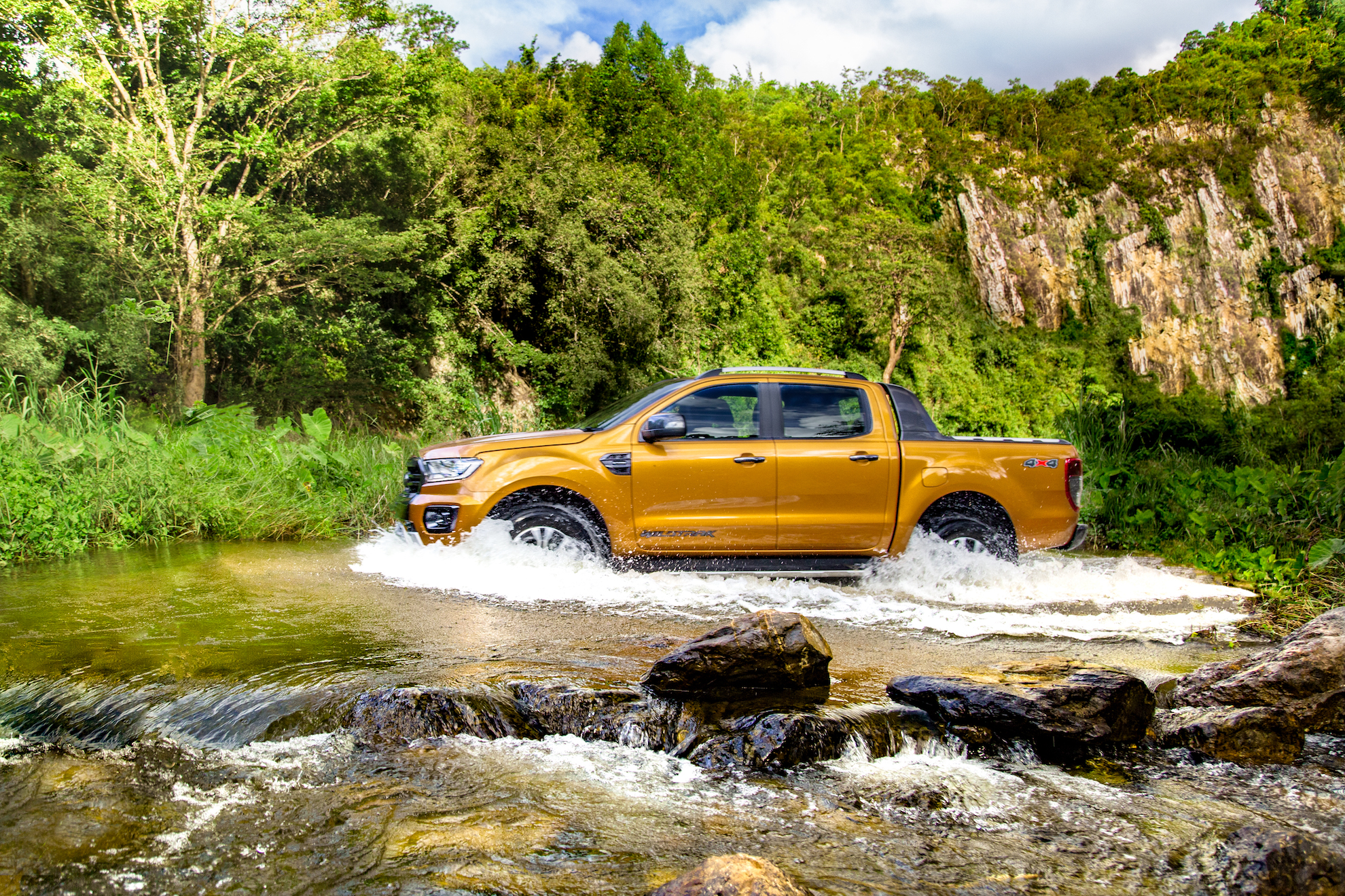 there are nine ford ranger trucks to choose from it s like a candy store