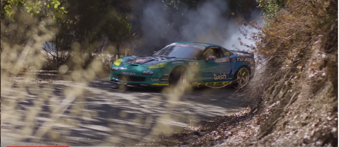 this canyon drifting video is a lesson in drone cinematography
