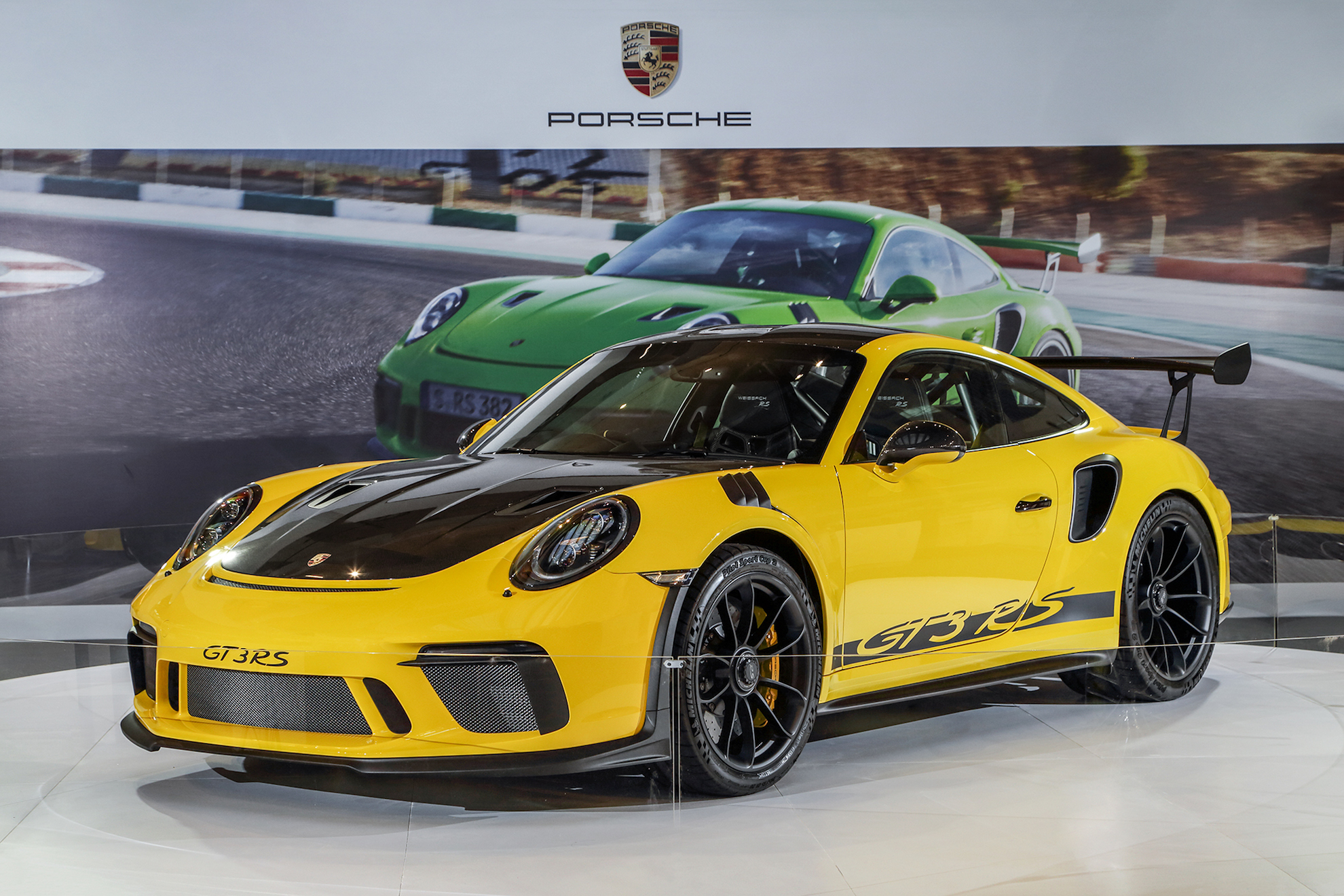 porsche malaysia unveils barely legal 911 gt3 rs