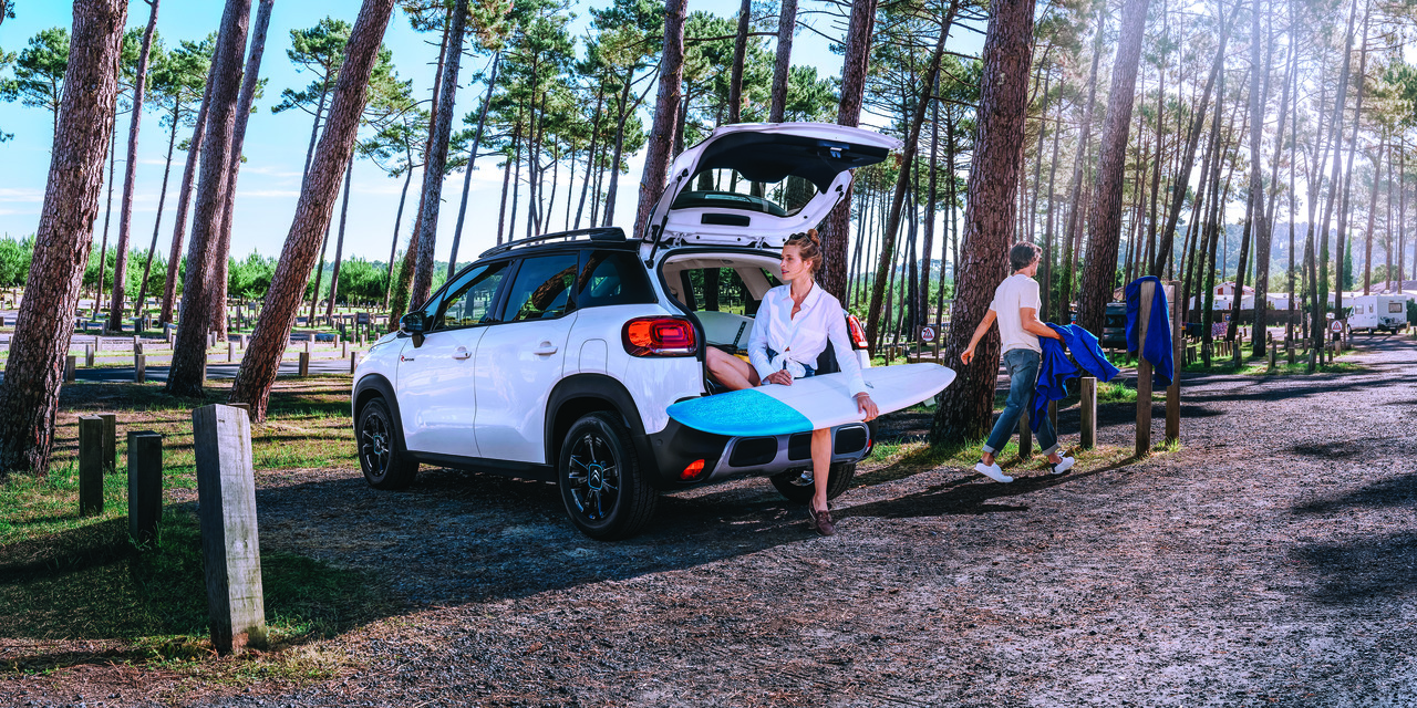 citroen c3 aircross brings some much needed french flair to the b segment suvs
