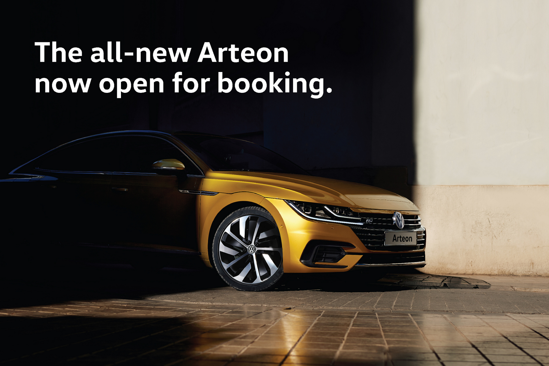 the volkswagen arteon will try to ask some premium questions for rm290k
