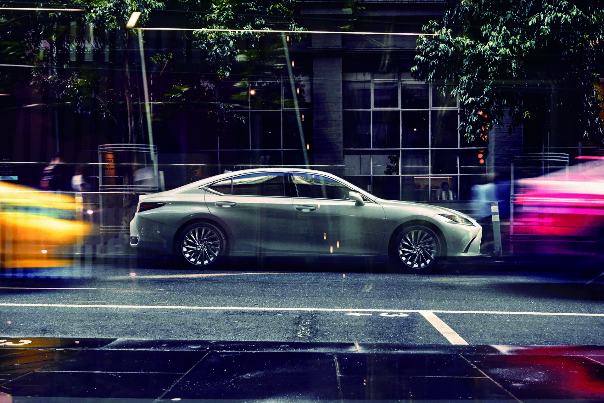 lexus is here to take your money for the new es250