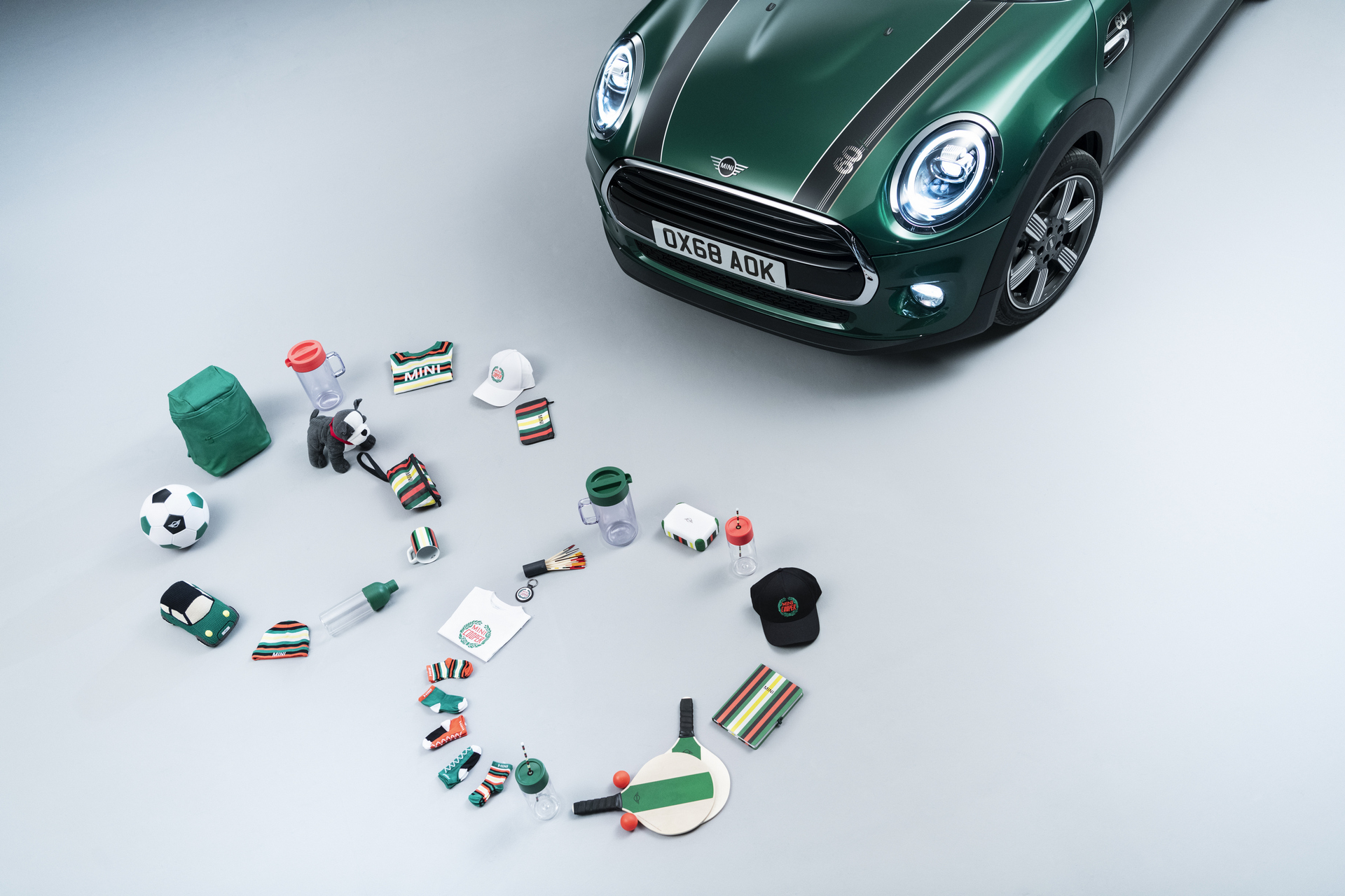 mini celebrates turning 60 with 60 months of free servicing