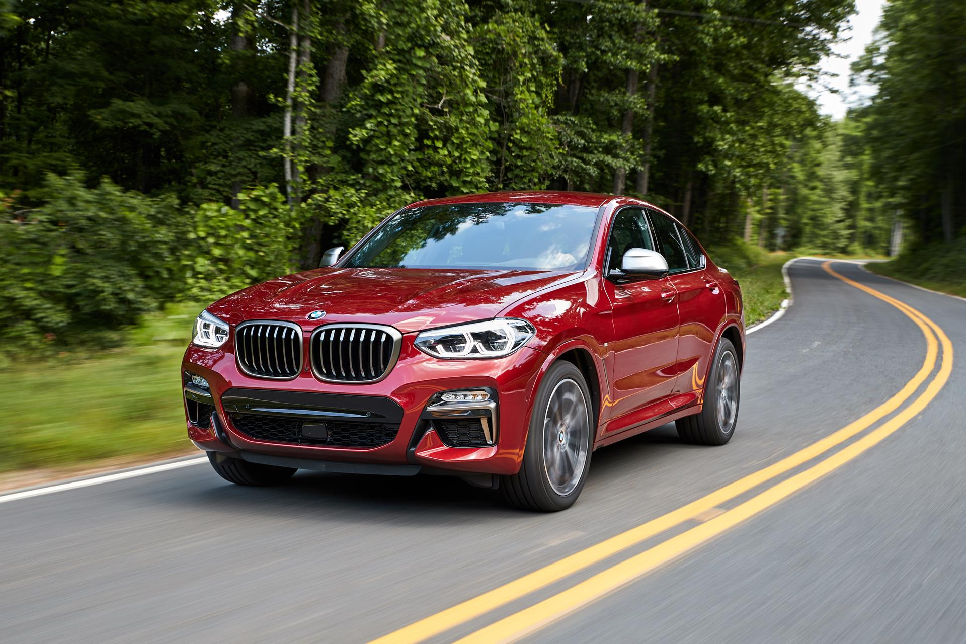the bmw x4 actually looks pretty decent though is still quite pointless