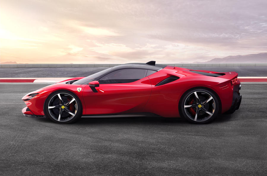 there s a new ferrari and it s obviously maranello s best yet