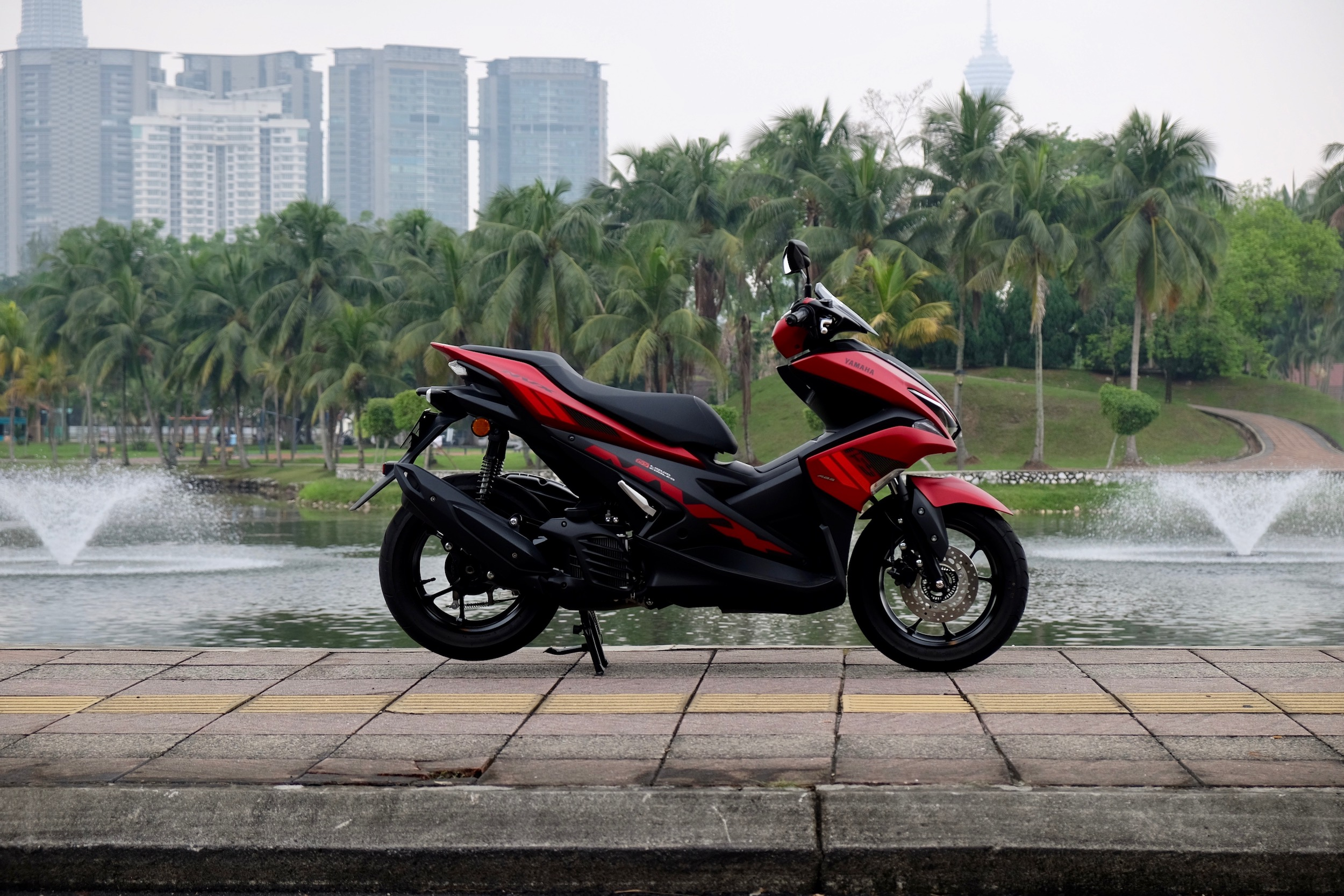 yamaha nvx review proof you can have a lot for not so much