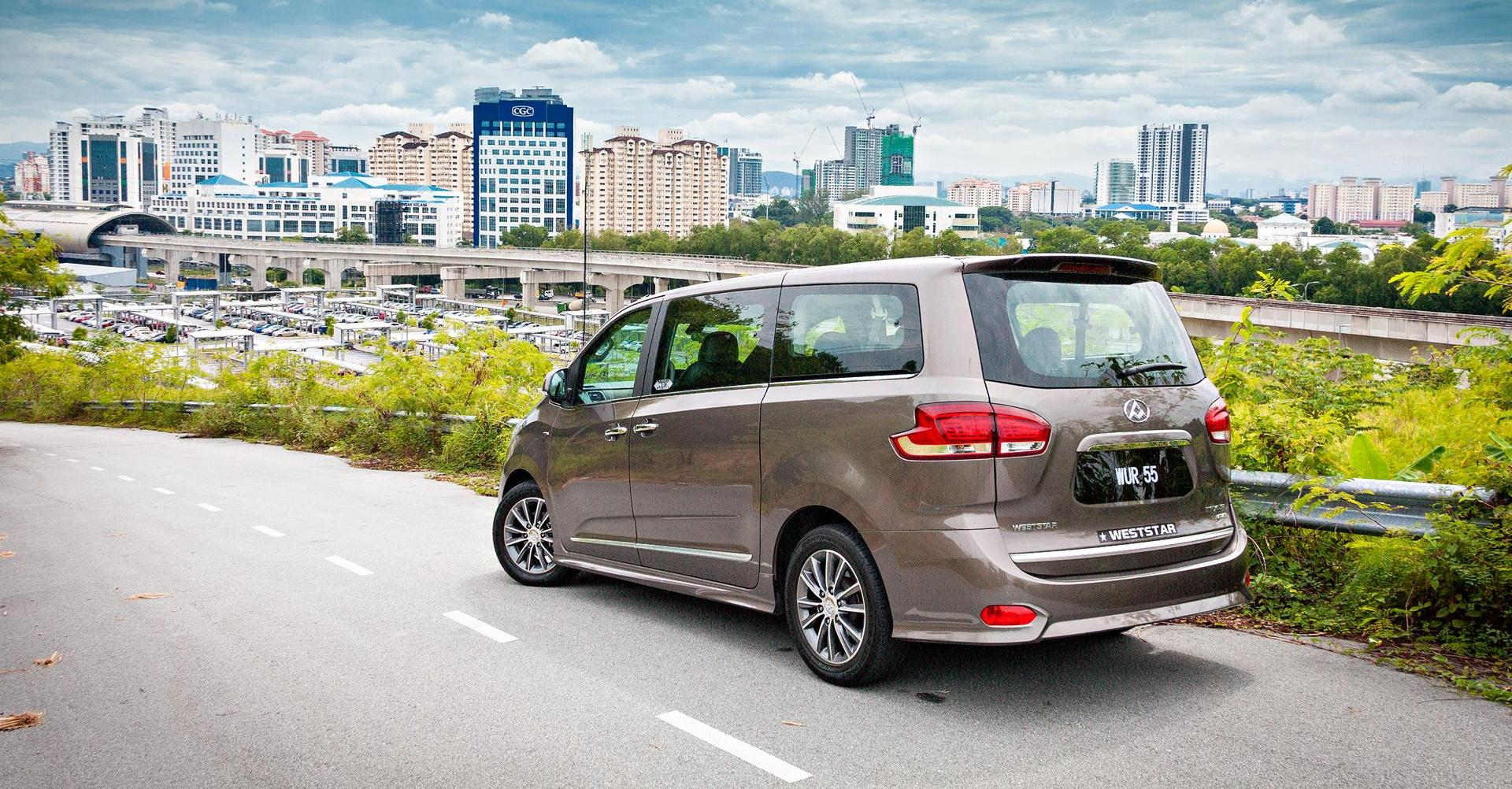 maxus g10 se review the van that can