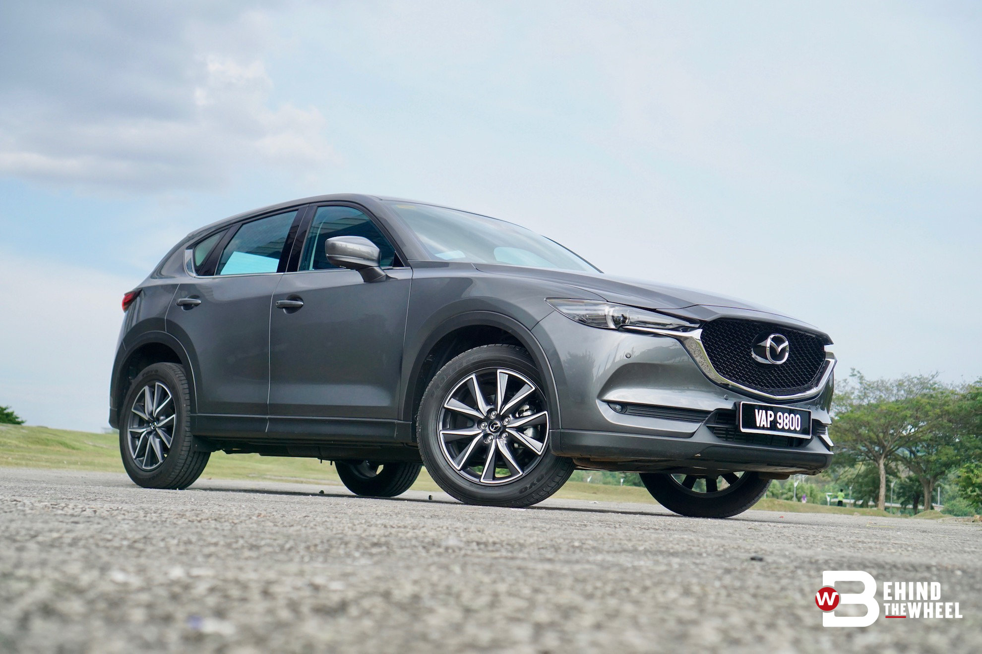 mazda cx 5 gls skyactiv d review the one with everything except the rice cooker