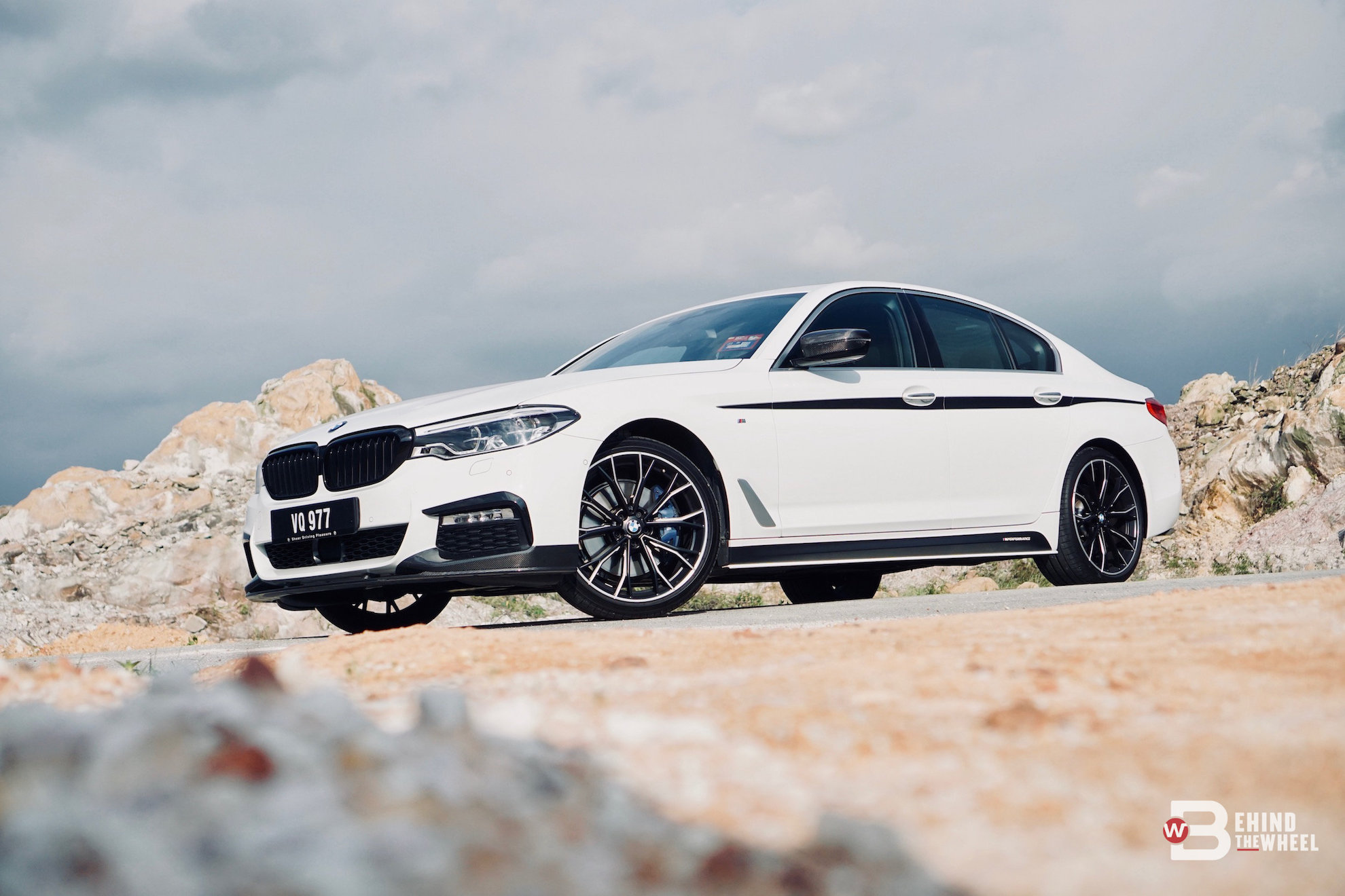 bmw 530i review the fantastic 5