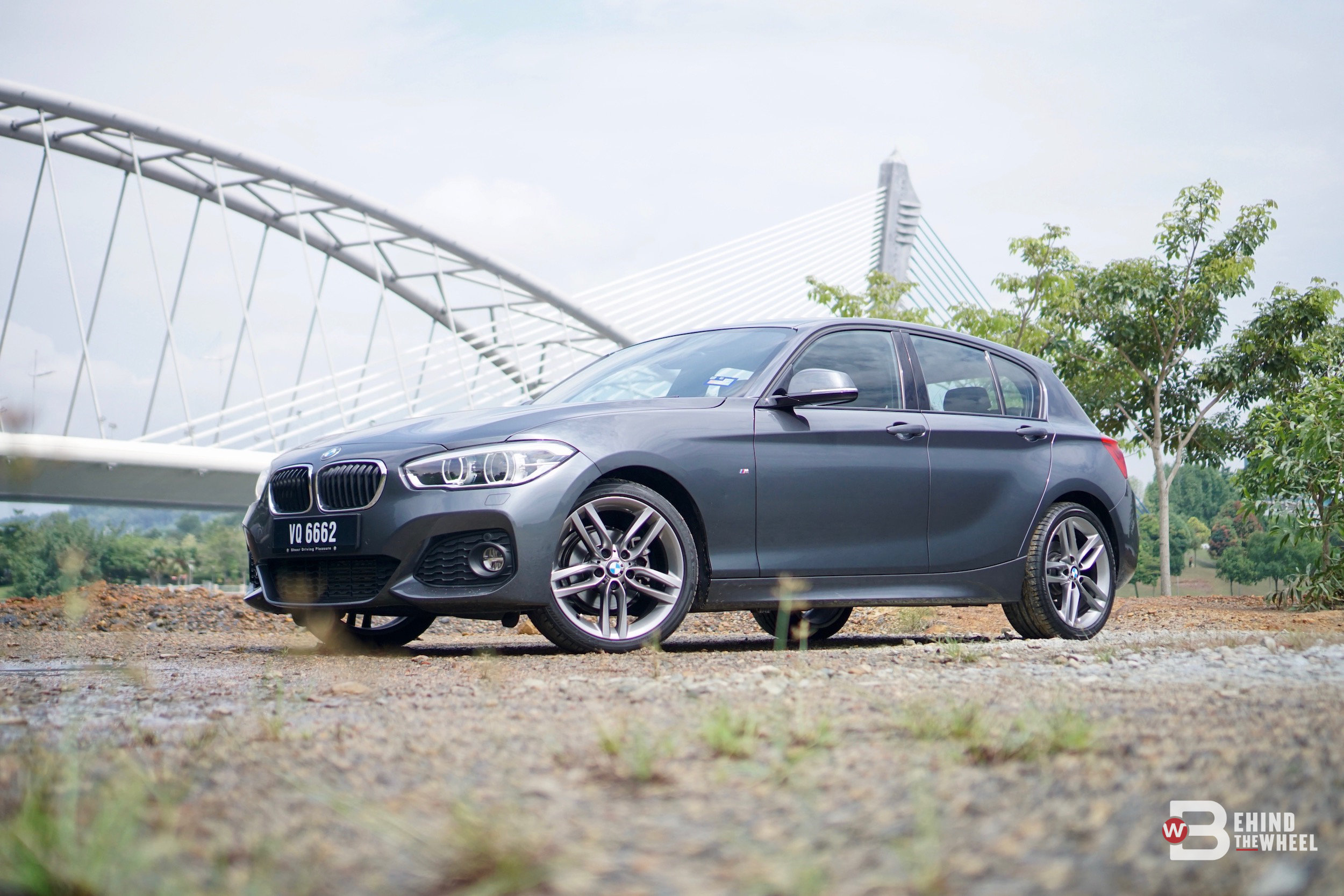 bmw 118i m sport review the last of its kind