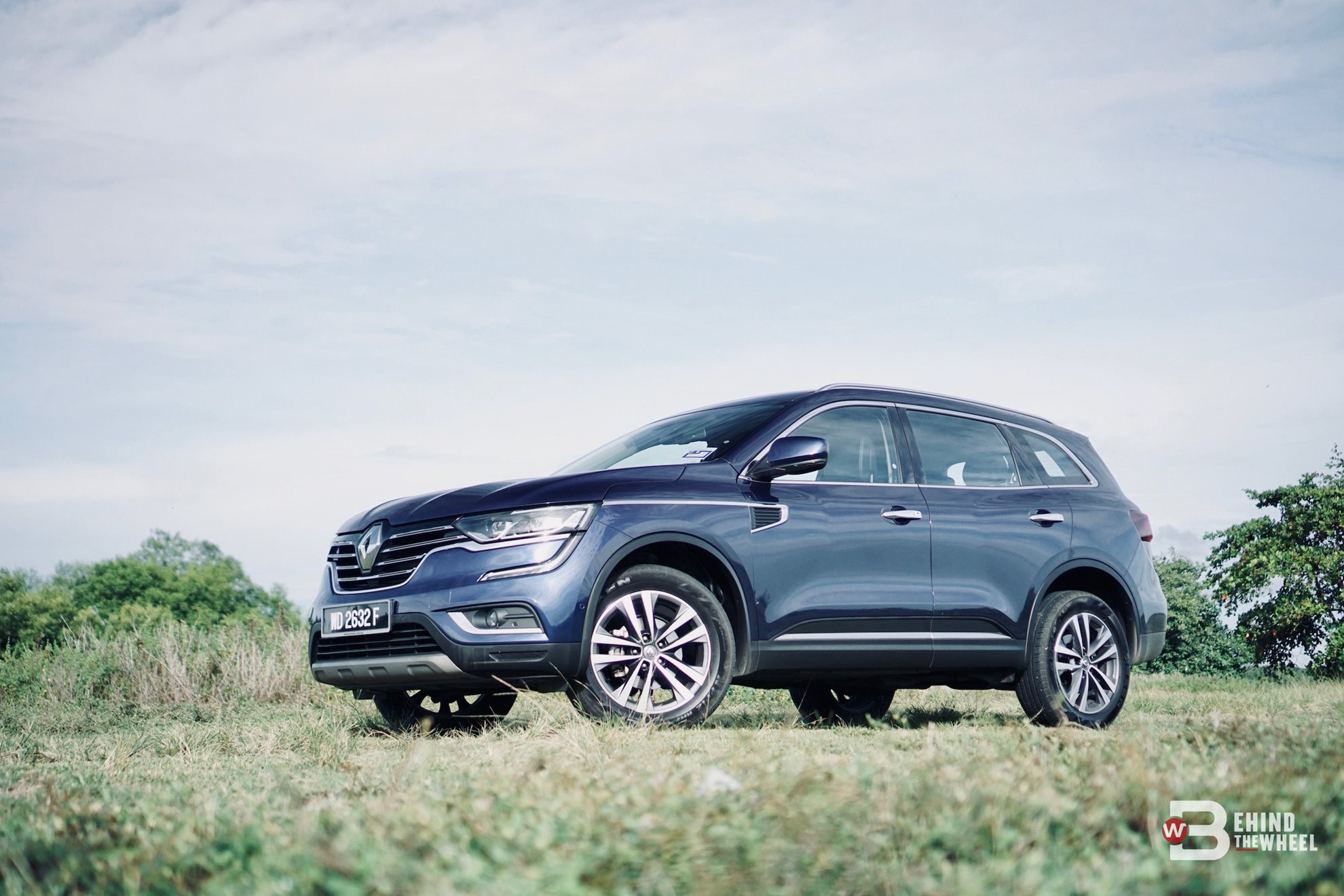 renault koleos review this isn t a japanese wrapped in haute couture