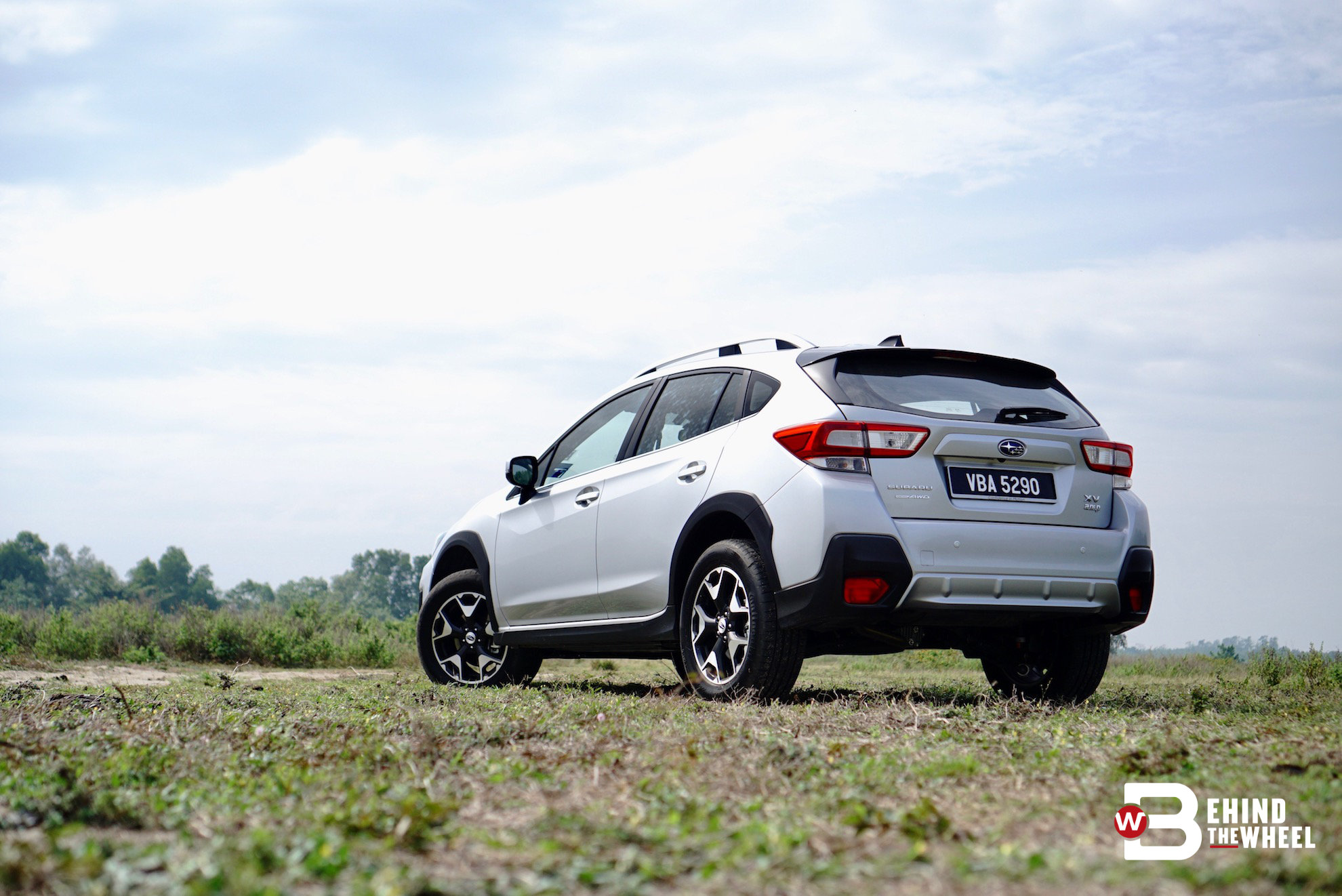 subaru xv 2 0i p review best off the beaten track mediocre on the motorway