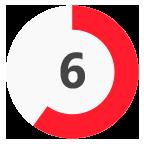6 Rating