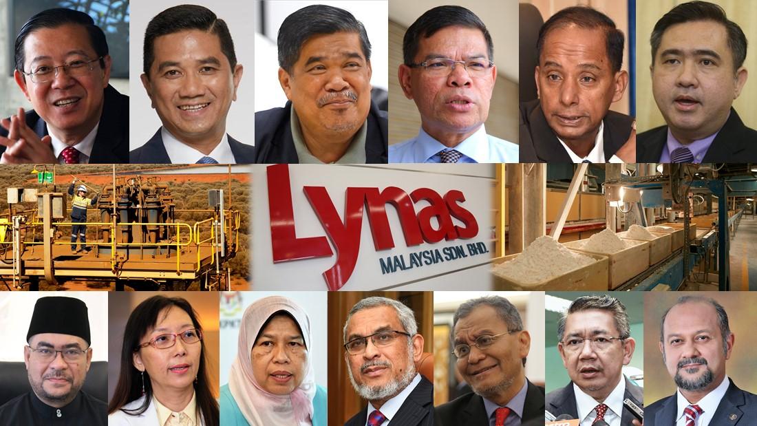 13名内阁部长曾签名反莱纳斯