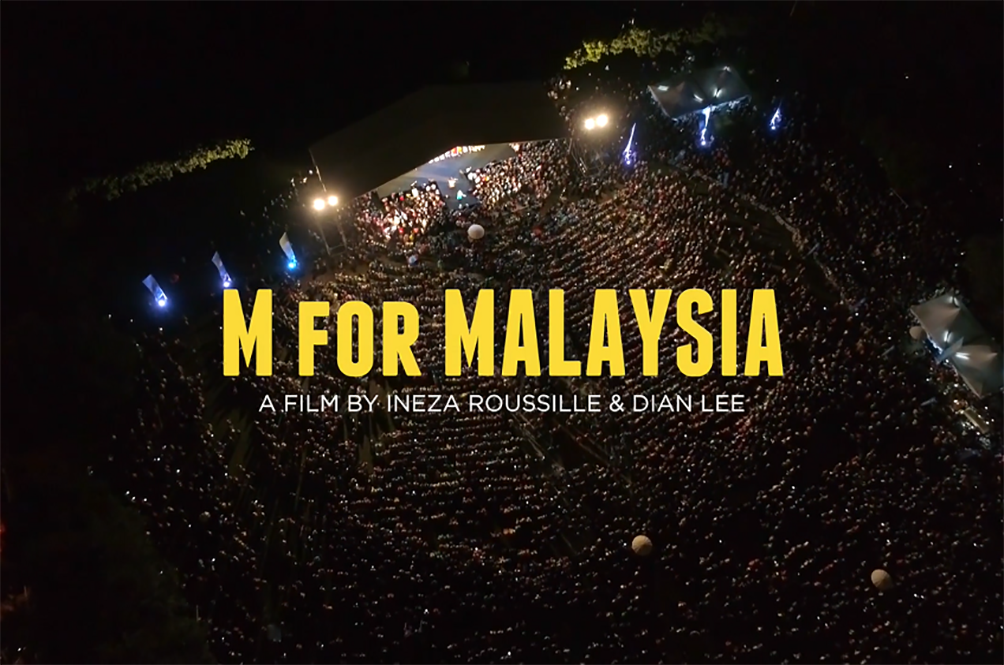 Malaysian Documentary 'M For Malaysia' Heading To The Busan Film Festival