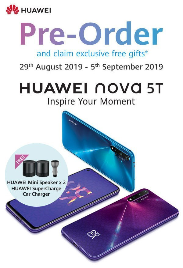Huawei Has Just Launched Their Most Stylish Phone Yet The