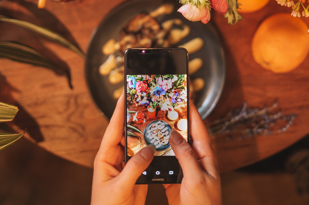 4 Tricks To Help You Take The Best Food Shots This Ramadan Season