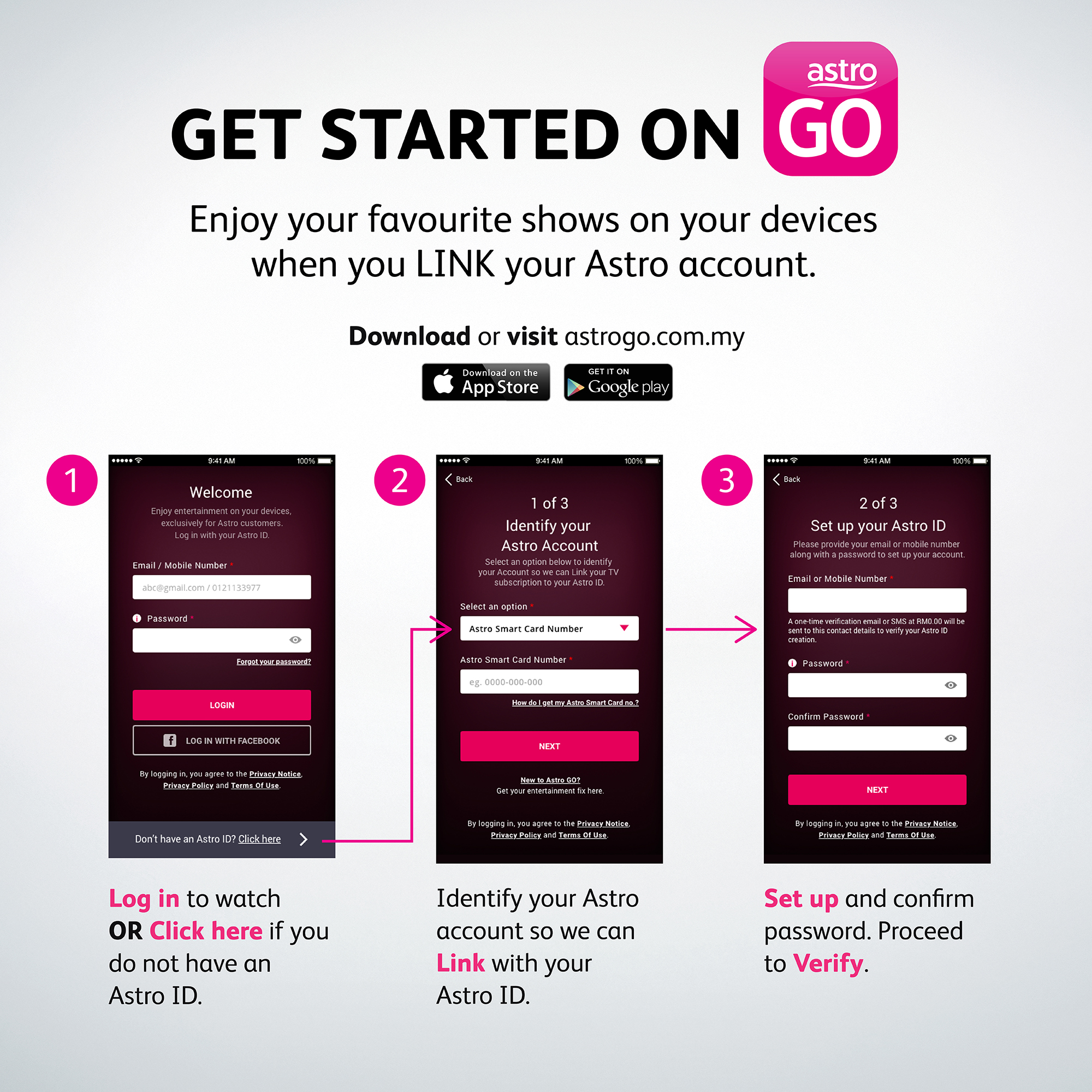 Astro Go Has Just Been Revamped Here S What S New With The App