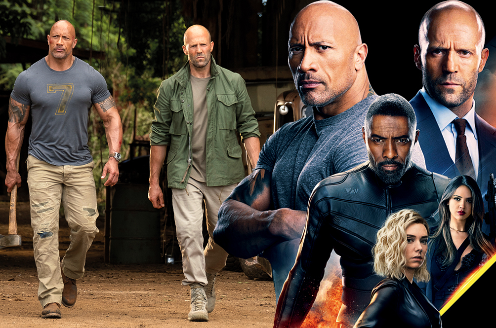 [CONTEST] Win Premiere Screening Passes To Watch 'Hobbs & Shaw' Kick Some Butt