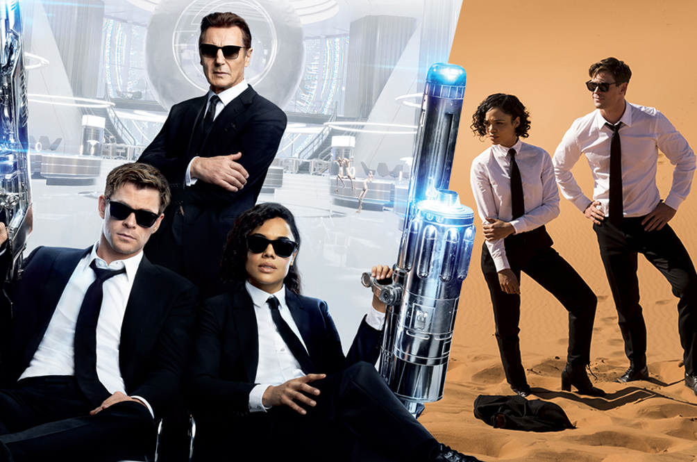 [CONTEST] Win Premiere Screening Passes To Hang Out With The 'Men In Black: International'