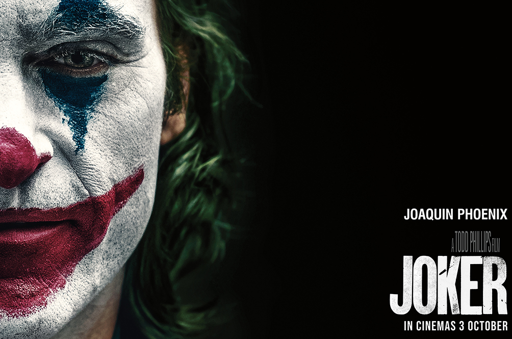 [CONTEST] Win Premiere Movie Screening Passes To Laugh Out Loud With The 'Joker'