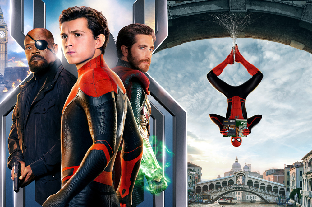 [CONTEST] Win Premiere Screening Passes To Swing It With 'Spider-Man: Far From Home'