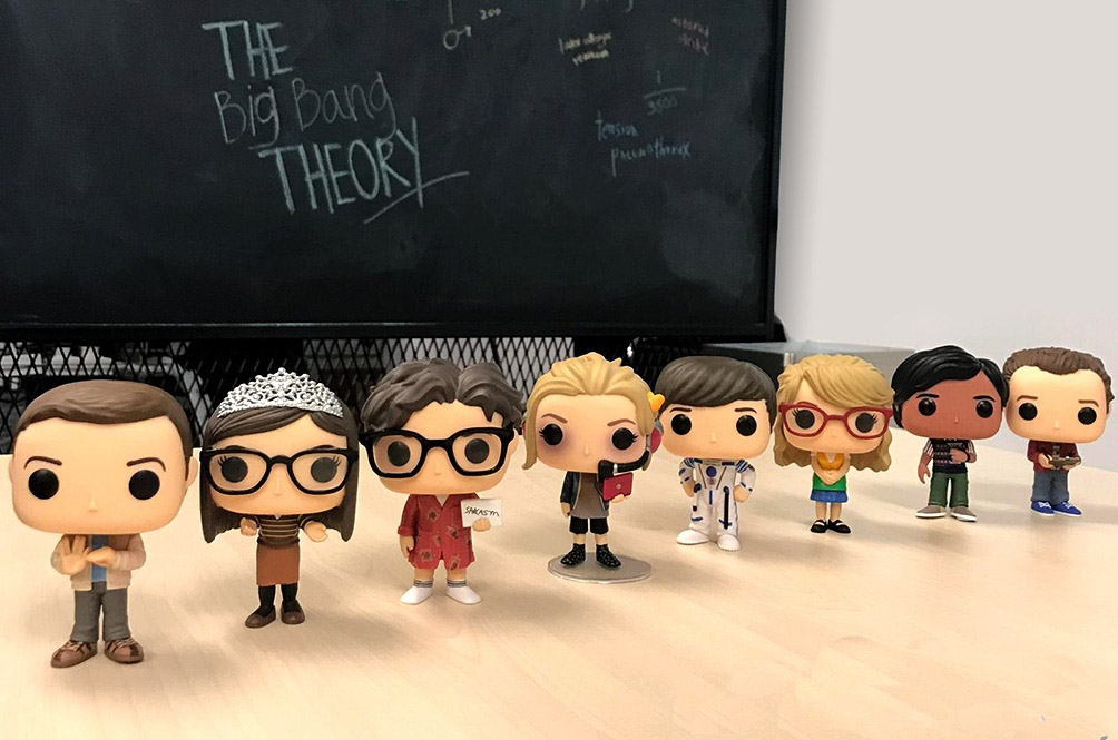 [CONTEST] Win An Entire Set Of 'The Big Bang Theory' Pop Funko Dolls