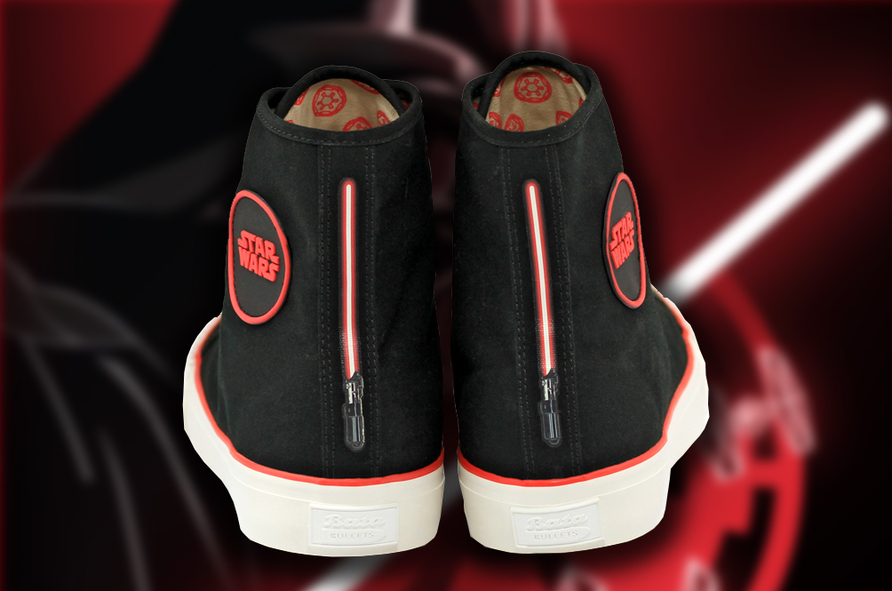 Bata's Limited Edition 'Star Wars' Sneakers Are Absolutely 🔥🔥🔥!